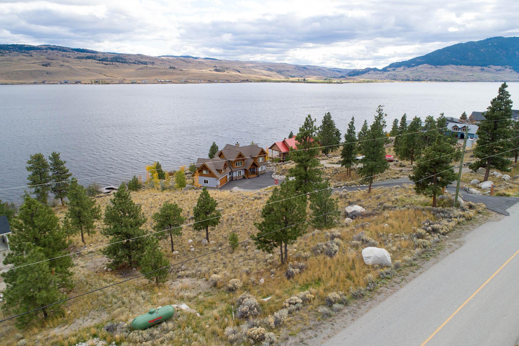 Land for Sale at Nicola Lake Waterfront Lot 6576 Monck Park Road Merritt, British Columbia V1K 0A1 Canada
