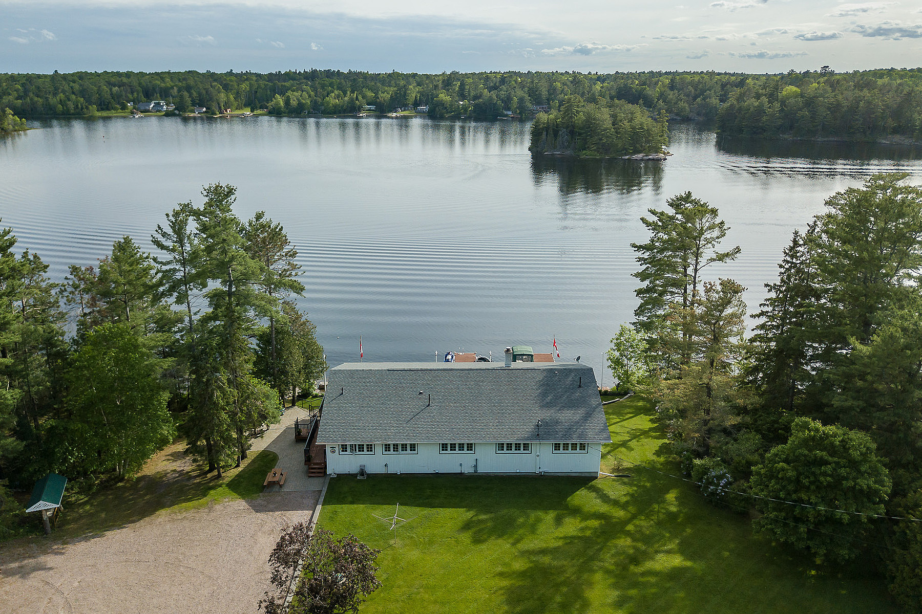 Single Family Home for Sale at 152 Waterfront - Trout Lake 472 Cherriman Rd, Noelville, Ontario, P0M 2N0 Canada