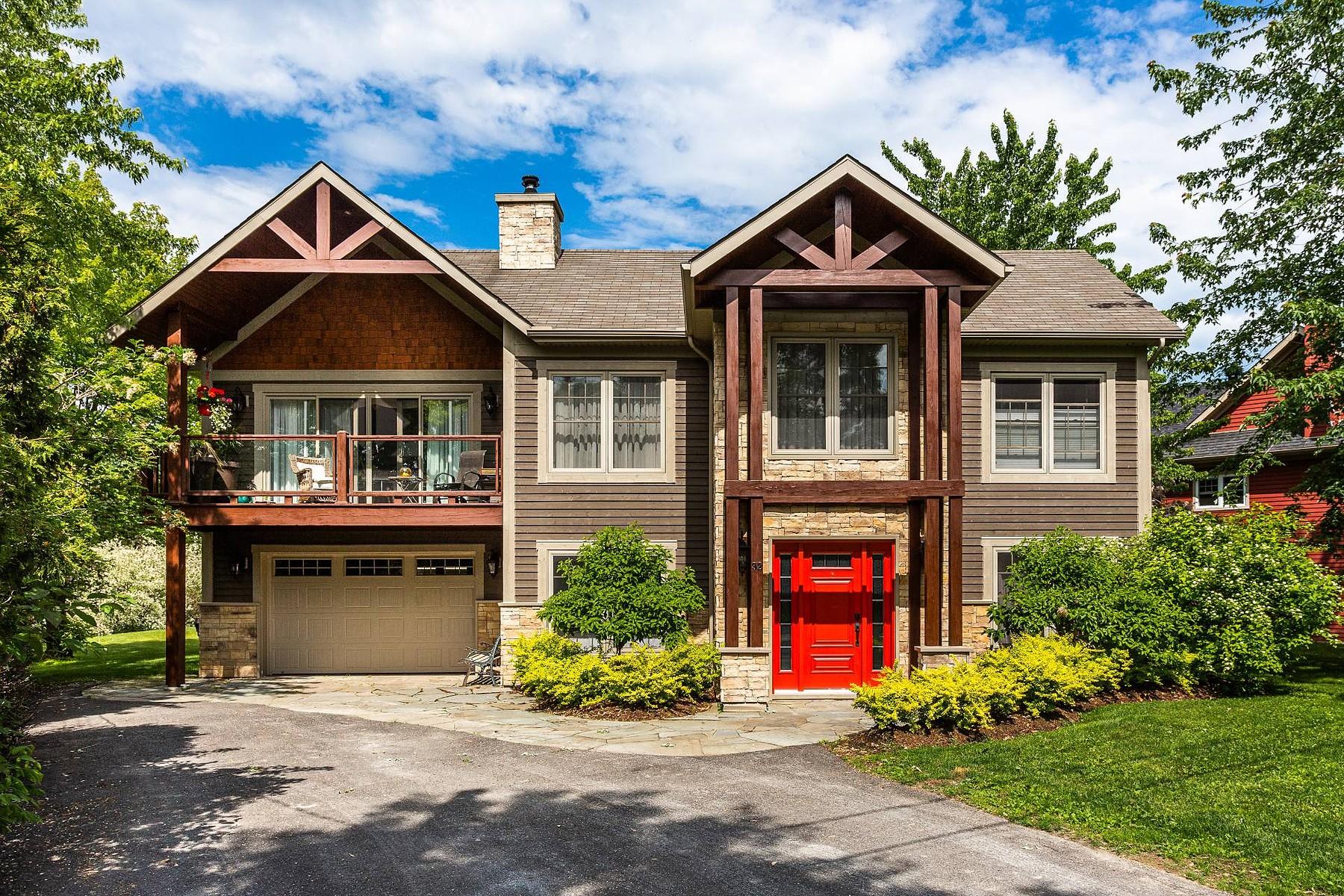 Single Family Homes for Sale at Lac-Brome, Montérégie 32 Rue Robert Lac-Brome, Quebec J0E1R0 Canada