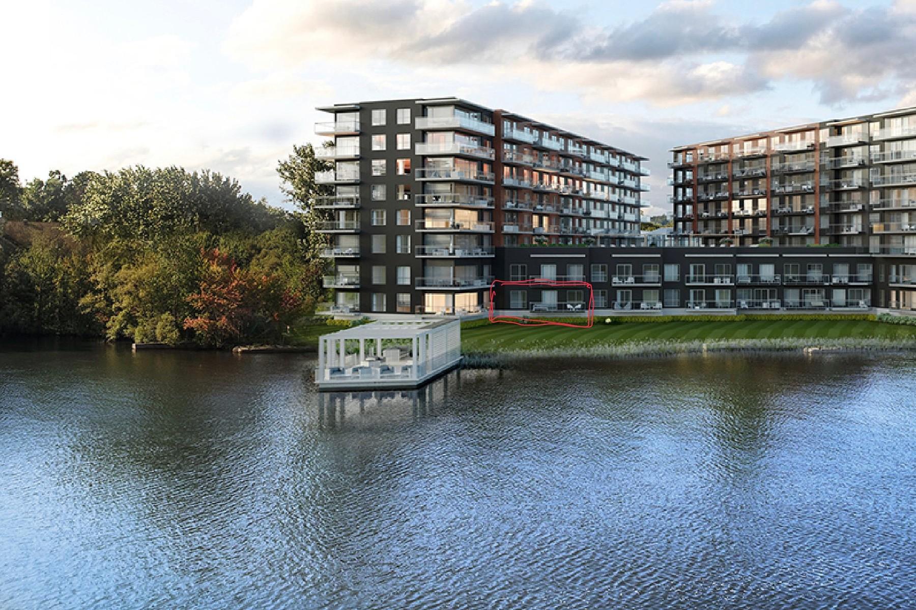 Condominiums for Sale at L'Île-Perrot, Montérégie 695 Boul. Perrot, Apt. 109 L'Ile-Perrot, Quebec J7V2J7 Canada