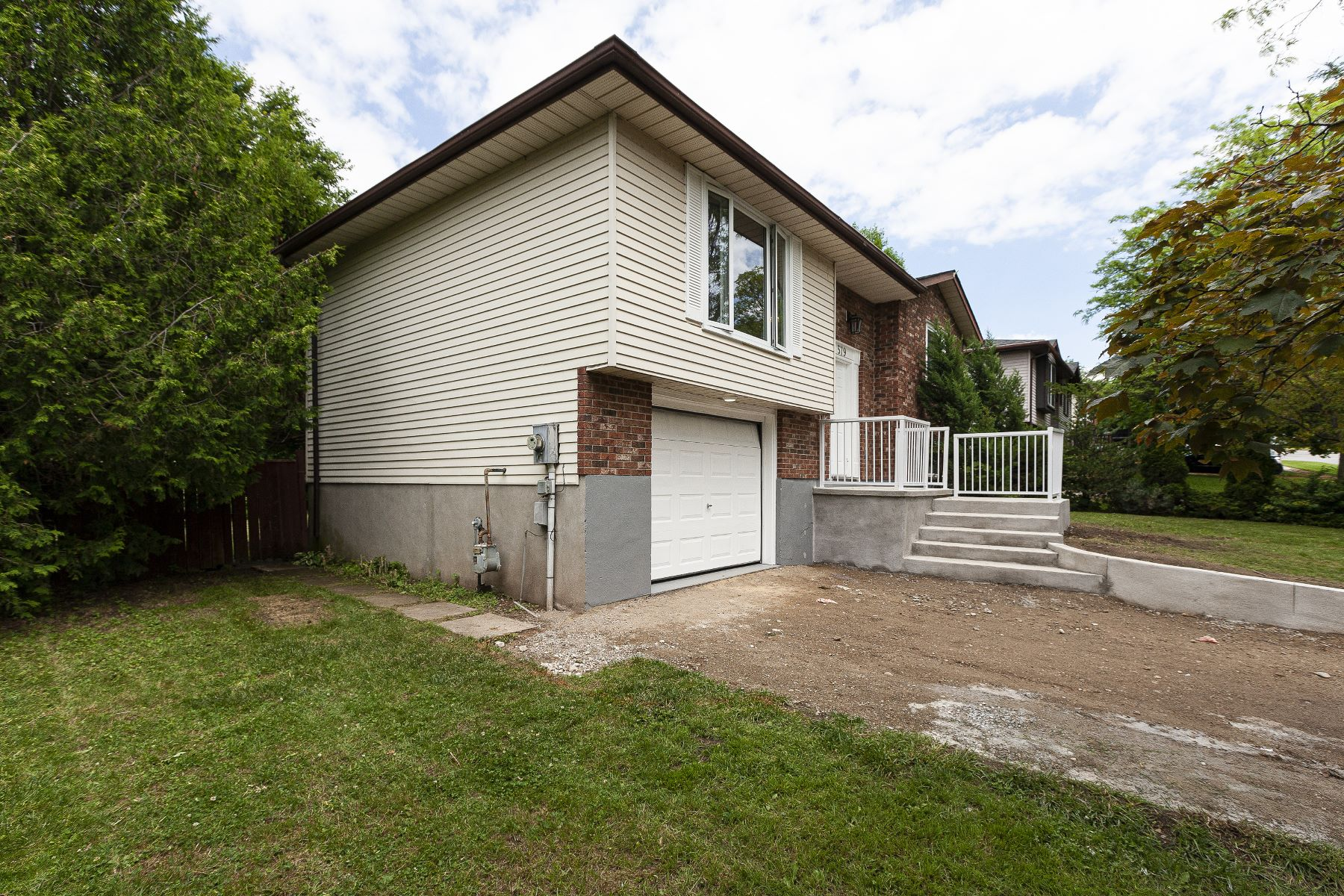 Single Family Homes for Sale at Fully Renovated Bungalow 579 Kortright Road Guelph, Ontario N1G 3K8 Canada
