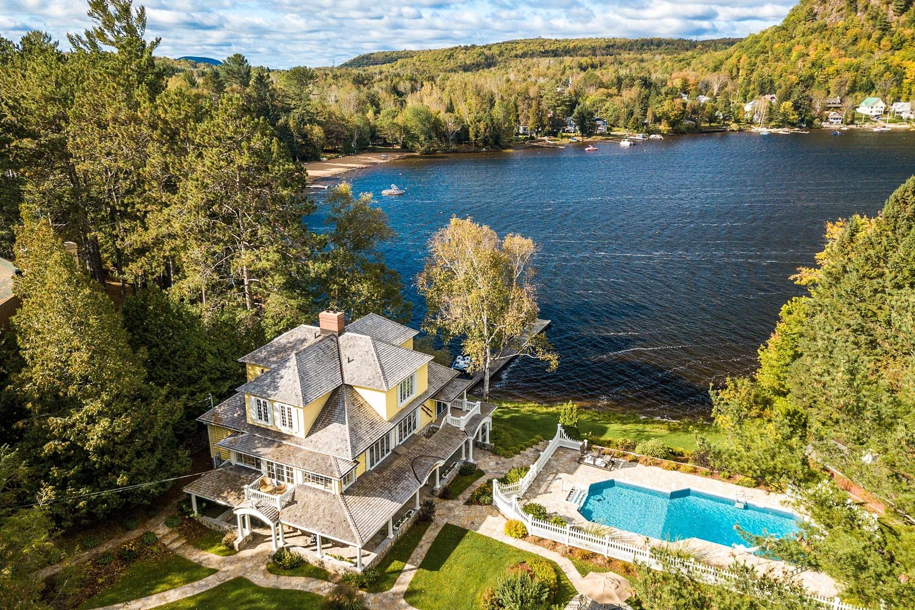Single Family Home for Sale at 112 Av des Pins 112 Av. des Pins, Saint-Jean-De-Matha, Quebec, J0K2S0 Canada
