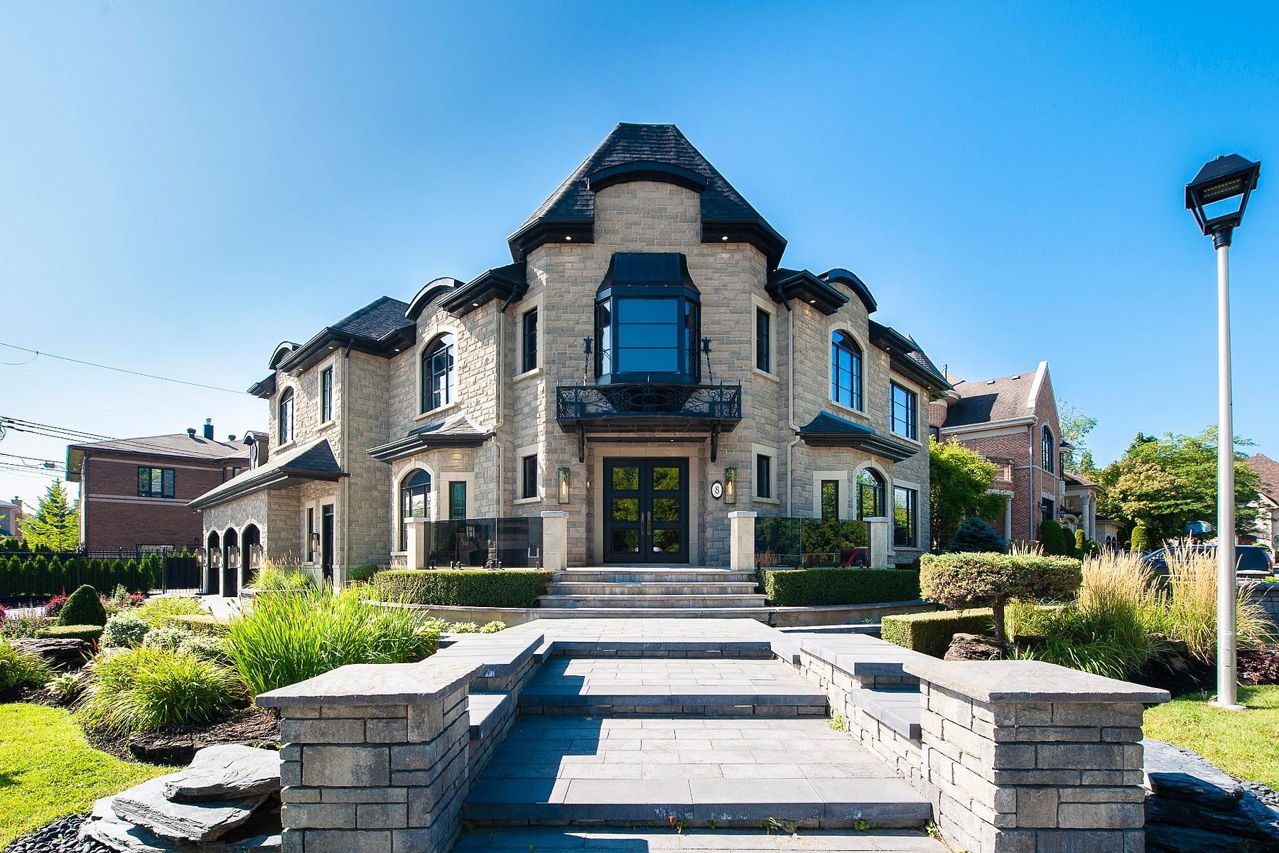 Single Family Homes for Sale at Dollard-Des Ormeaux, Montréal 8 Place Northview Dollard-Des-Ormeaux, Quebec H9B3K8 Canada