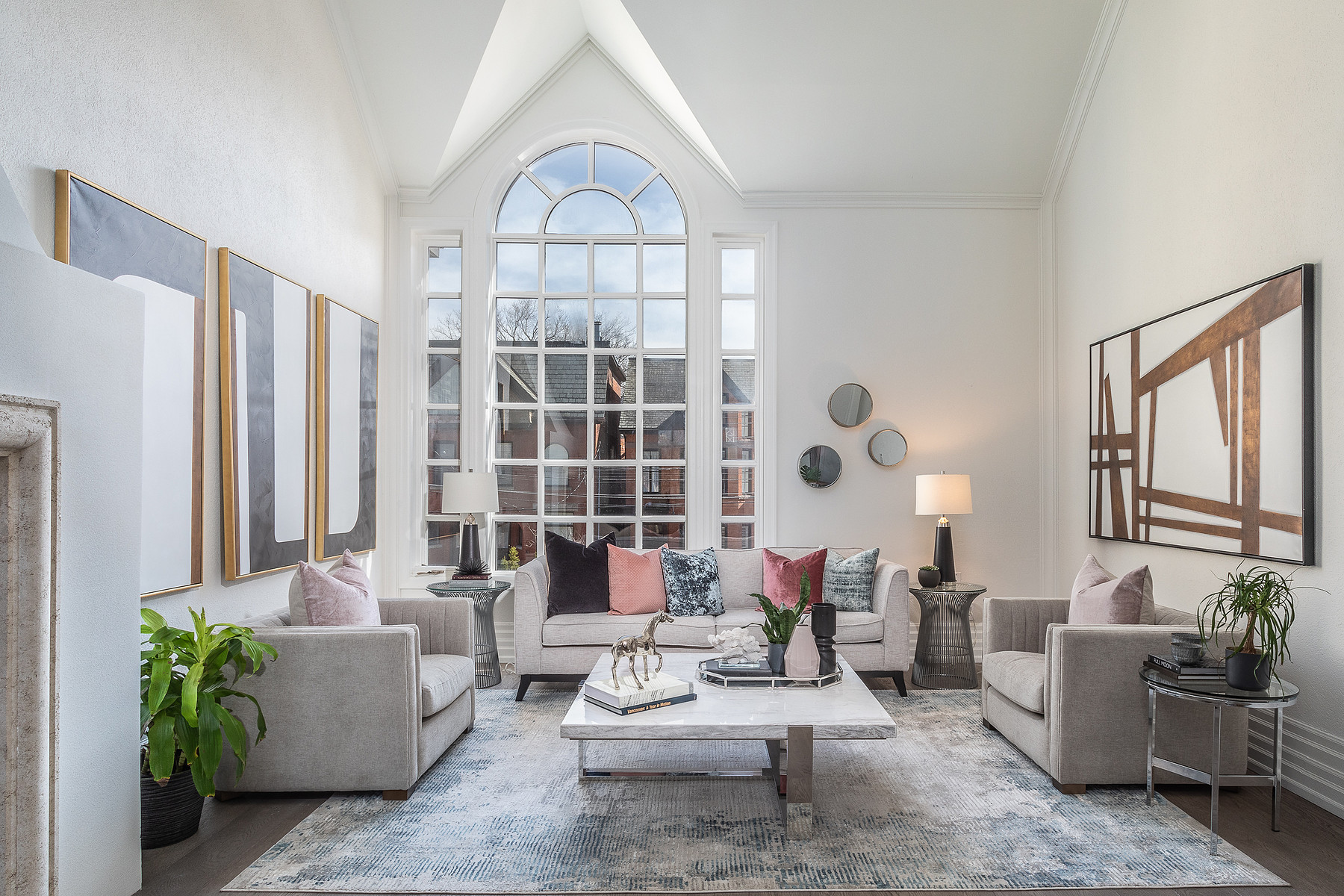 Single Family Home for Sale at Toronto, Greater Toronto Area 44-46 Bernard Ave Toronto, Ontario M5R 1R2 Canada