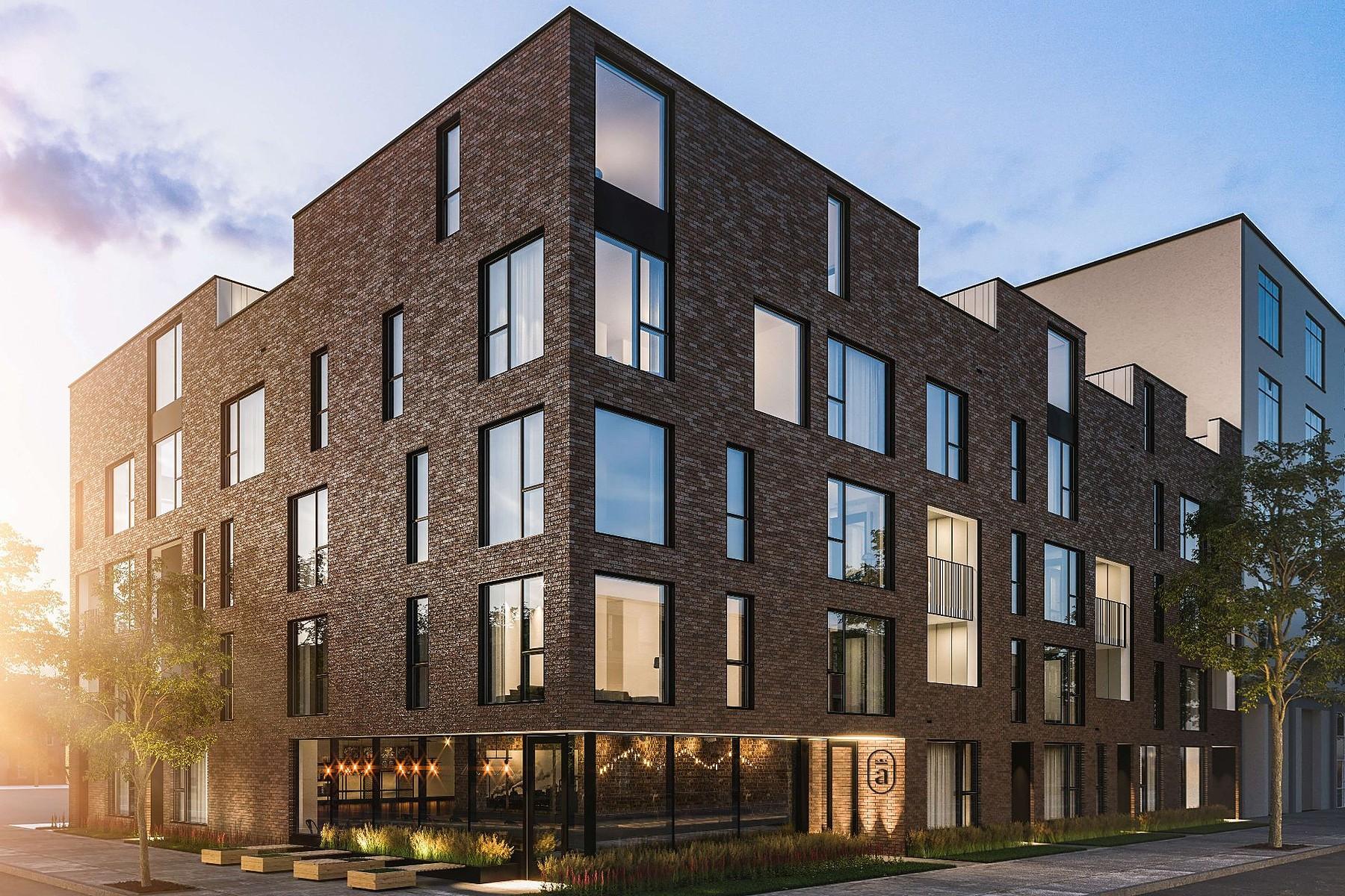 Condominiums for Sale at Rosemont / La Petite-Patrie, Montréal 7060 Rue Alexandra, Apt. 102 Rosemont La Petite Patrie, Quebec H2S3J4 Canada