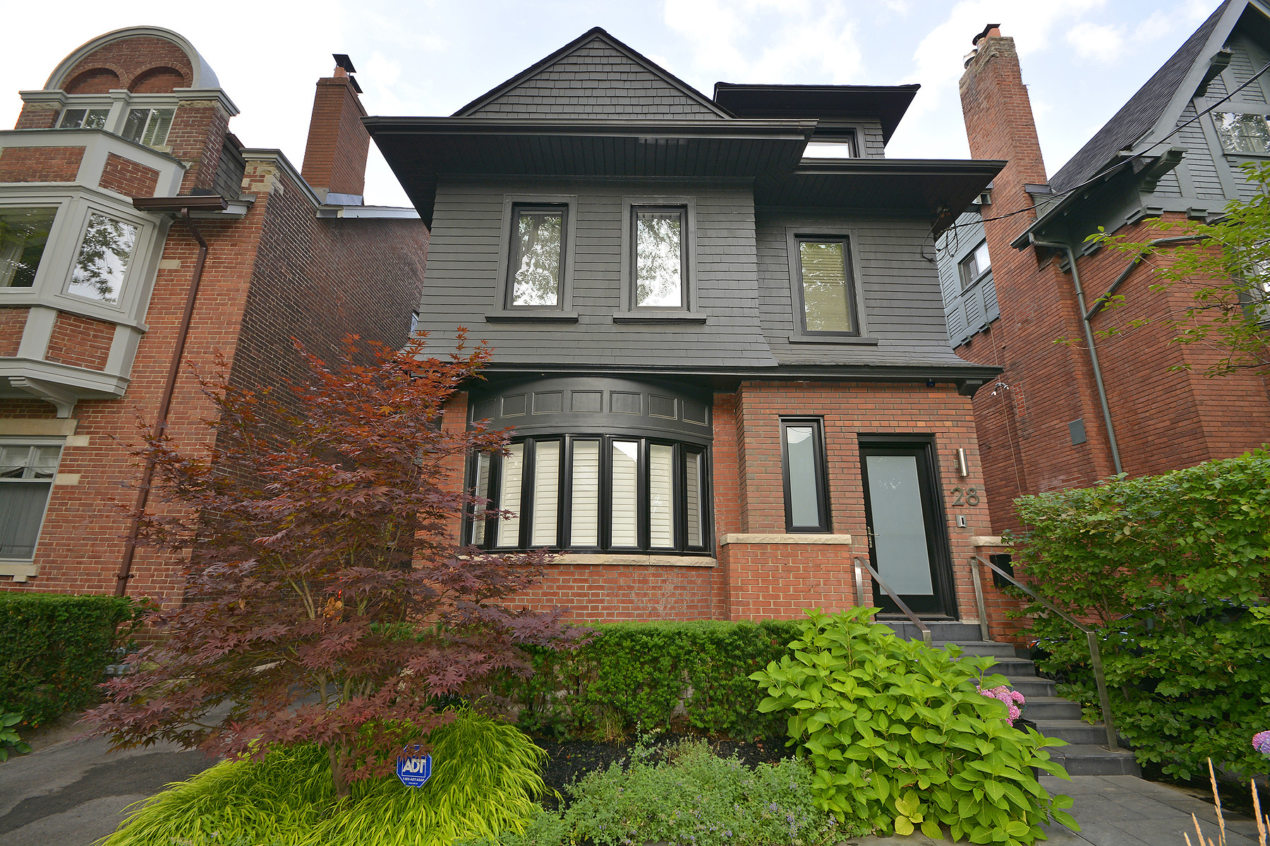 Single Family Home for Sale at Impeccable metropolitan home 28 Hawthorn Ave Toronto, Ontario M4W 2Z2 Canada