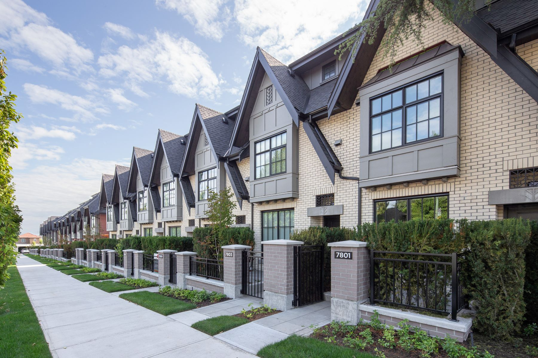 townhouses for Sale at Oak + Park 7893 Oak Street Other British Columbia, British Columbia V6P 0H9 Canada