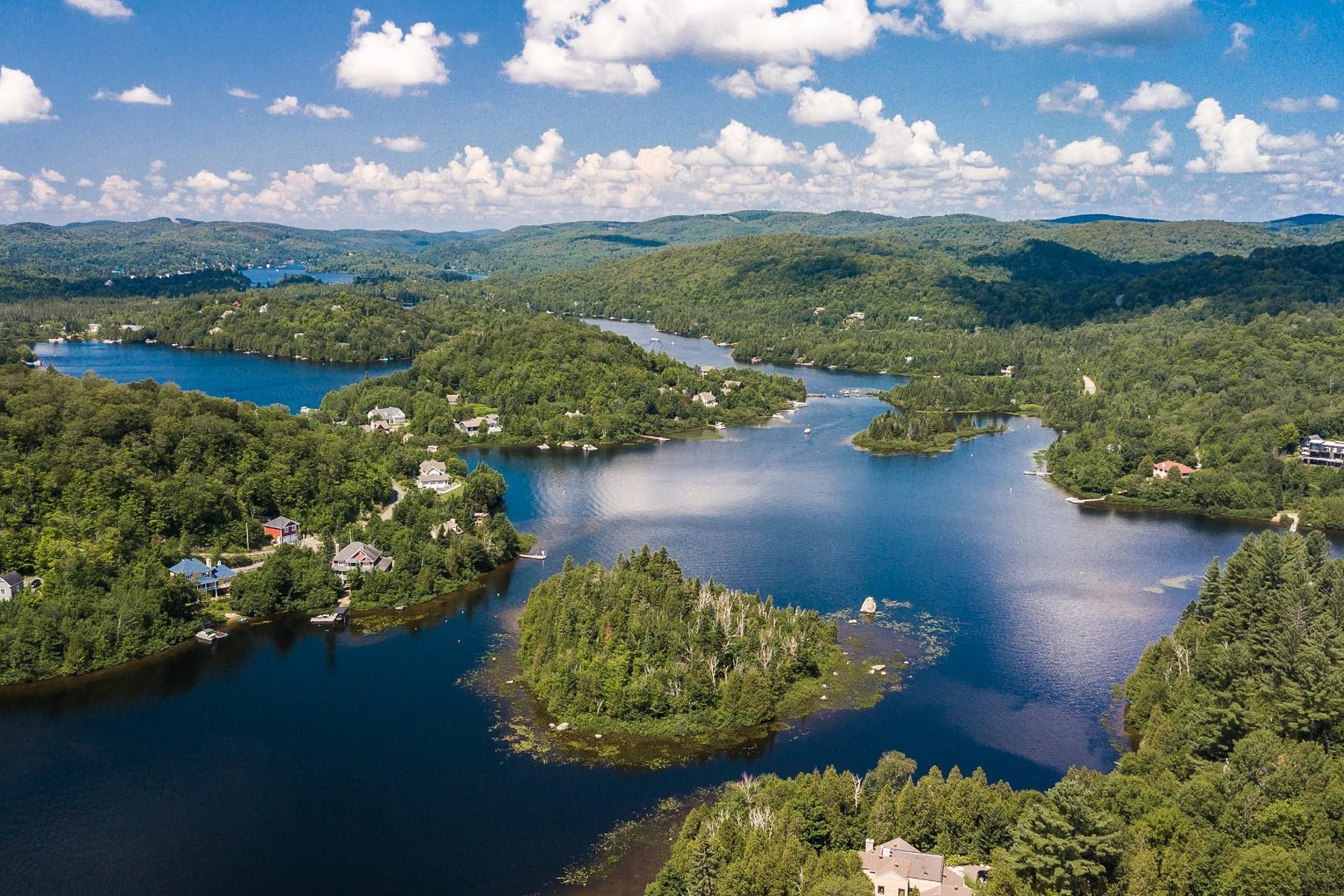 Land for Sale at Saint-Adolphe-d'Howard, Laurentides Mtée du Val-de-Loire Saint-Adolphe-D'howard, Quebec J0T2B0 Canada
