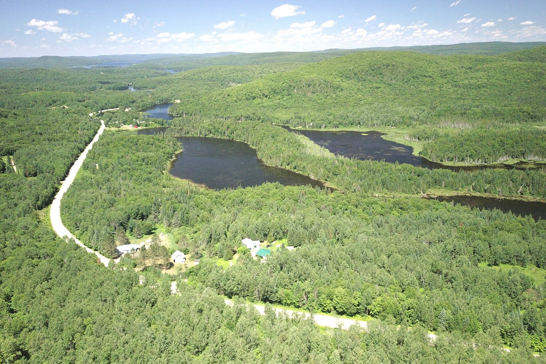 Land for Sale at Private domain on a lake 8536 Ch. du Lac-Kiamika Riviere-Rouge, Quebec J0T1T0 Canada