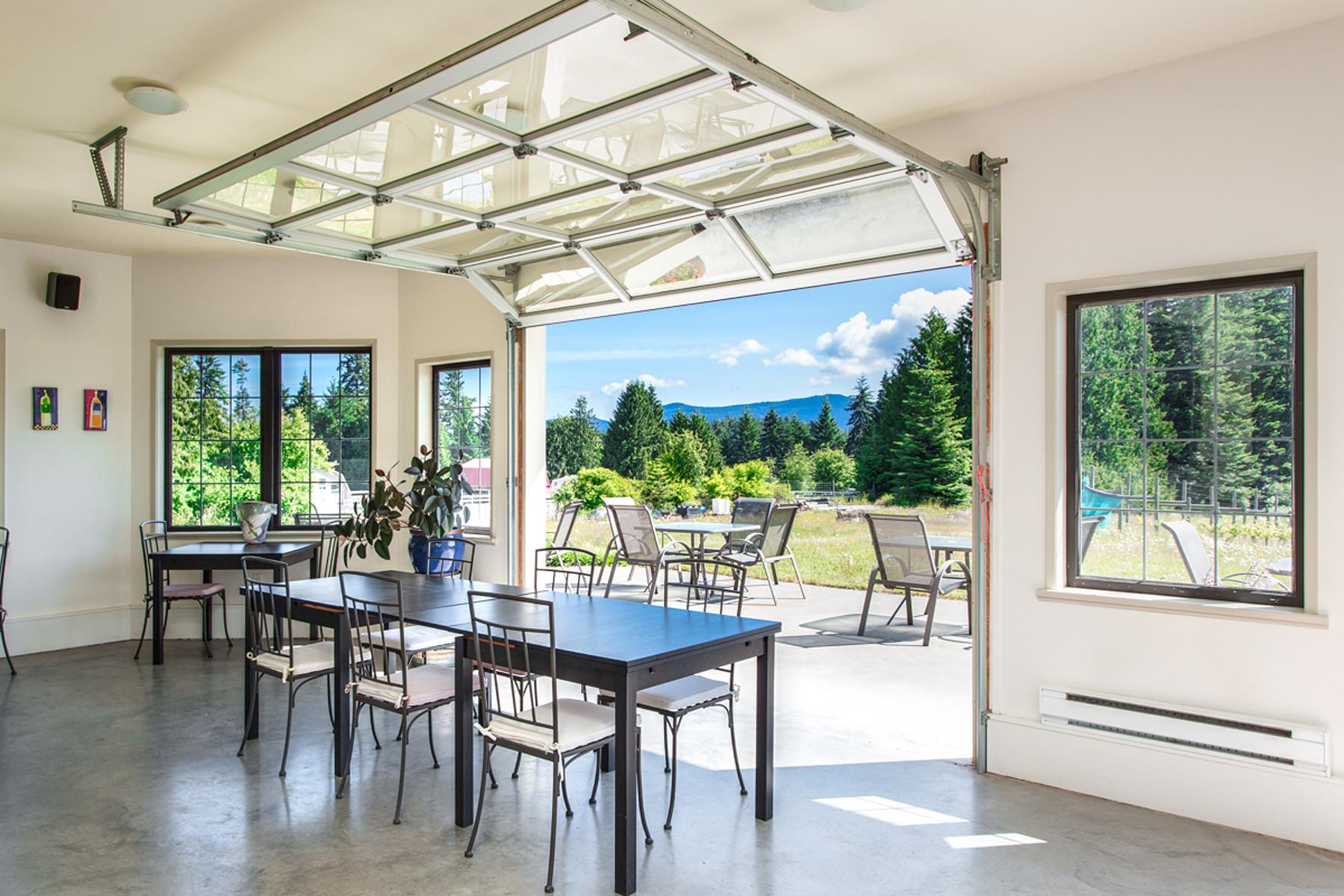Granjas / Hacienda / Platanción por un Venta en Glenterra Vineyards 3897 Cobble Hill Road Cobble Hill, British Columbia, V0R 1L5 Canadá