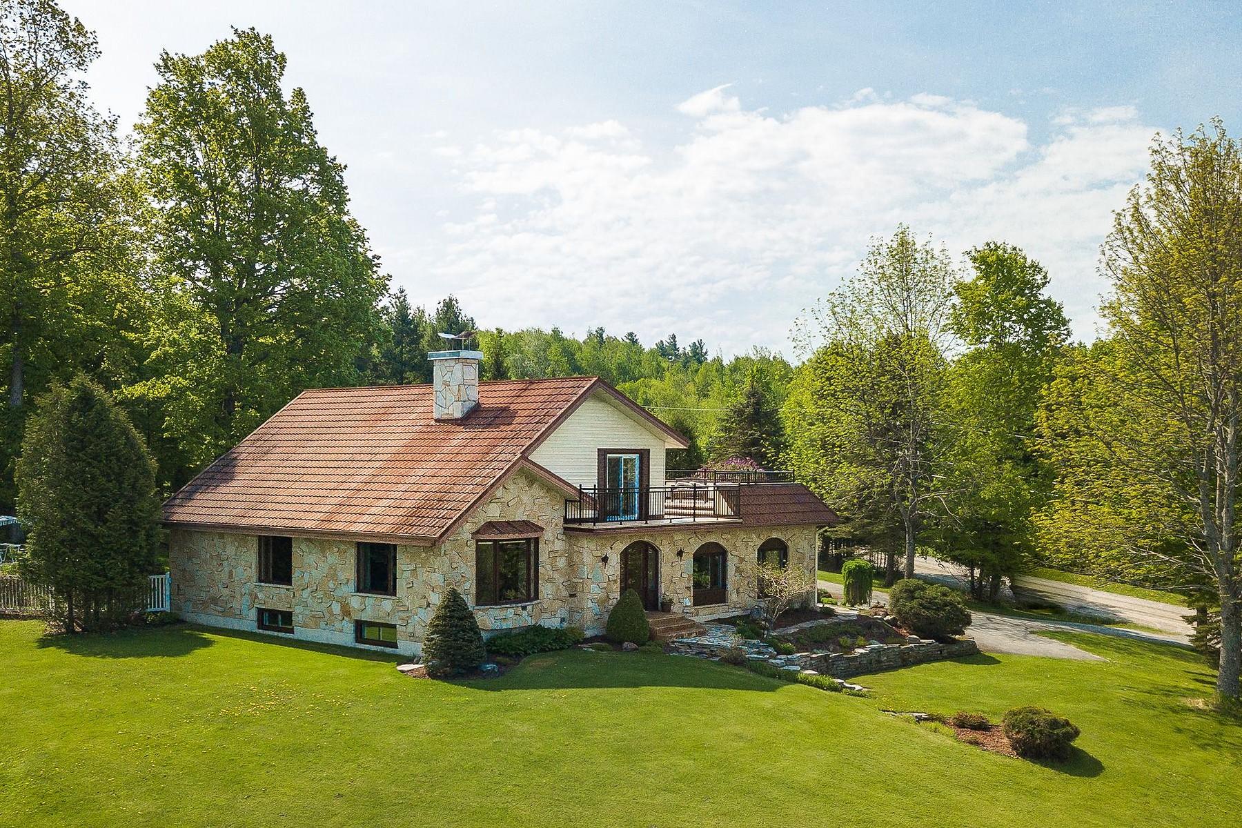 Single Family Homes for Sale at Magog, Estrie 44 Crois. Stanislas Magog, Quebec J1X7V9 Canada