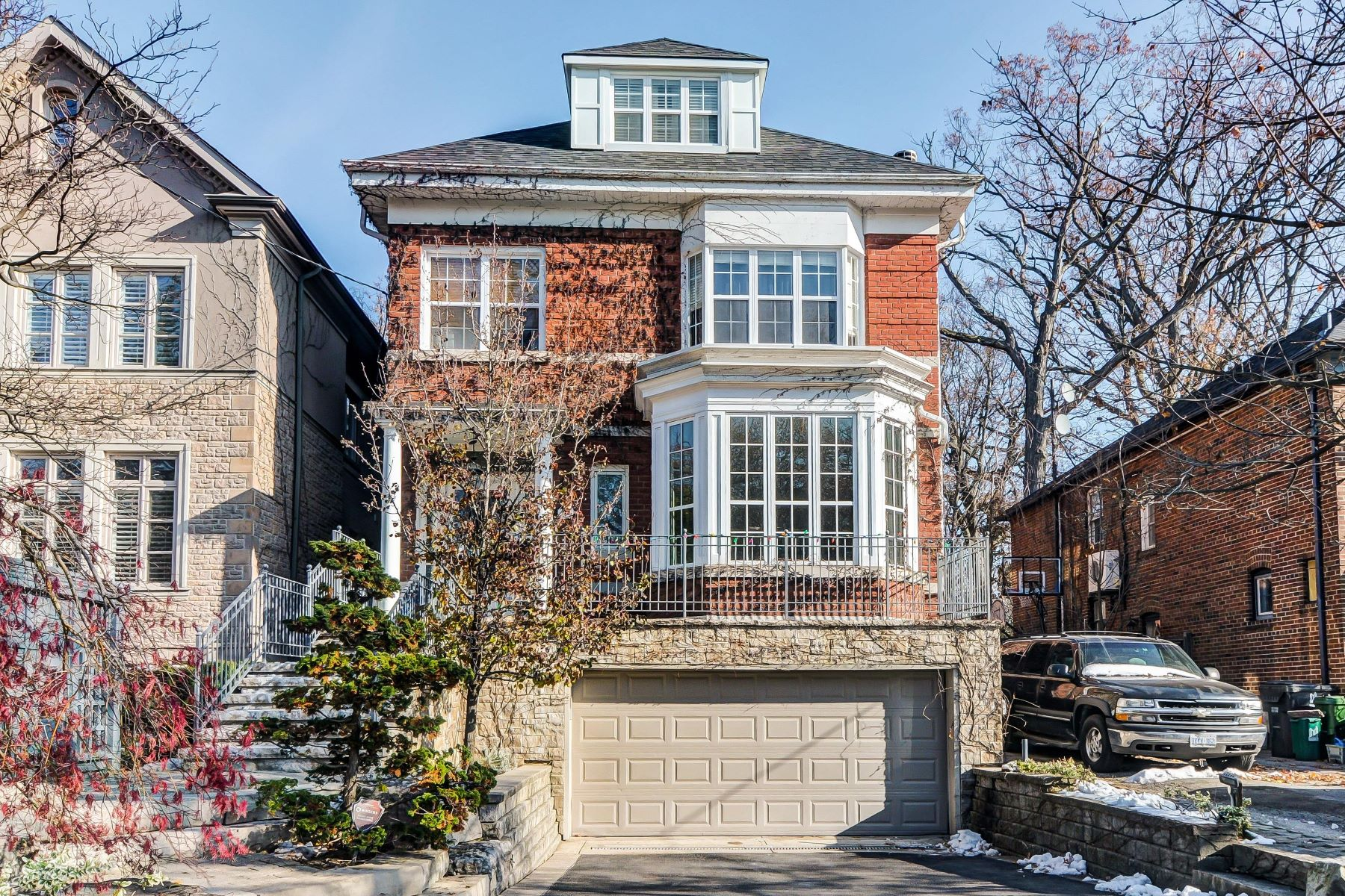 Single Family Home for Sale at Casa Loma Awaits 91 Lyndhurst Ave Toronto, Ontario M5R 2Z8 Canada
