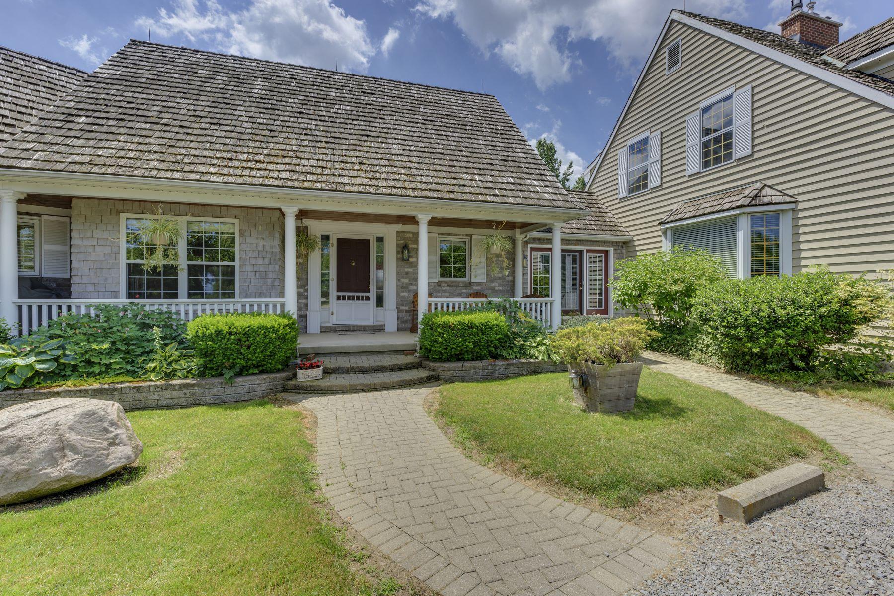 Частный односемейный дом для того Продажа на Niagara-on-the-Lake B&B 1289 Larkin Road Niagara On The Lake, Онтарио L0S1J0 Канада