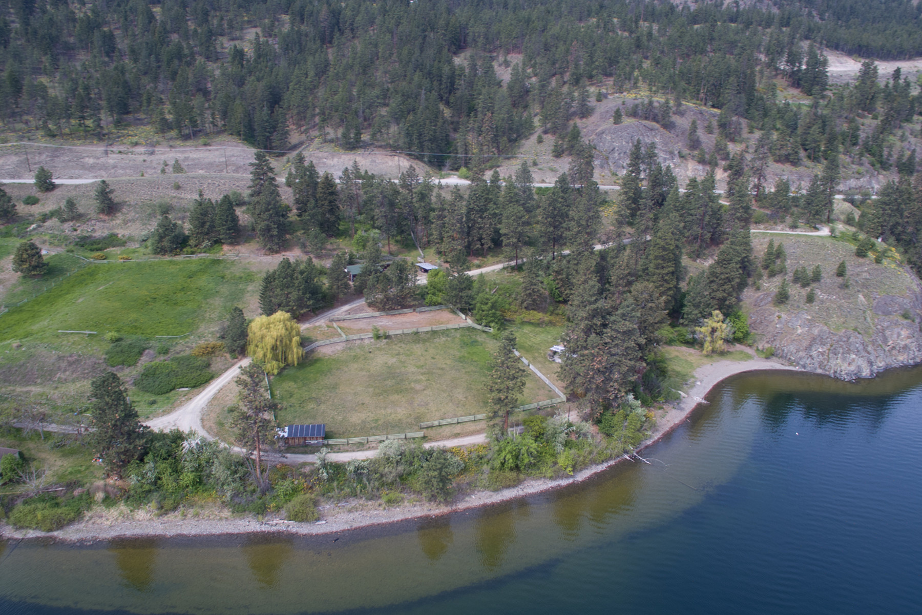 Other Residential for Sale at Rare Waterfront Acreage 1179 Westside Road S. West Kelowna, British Columbia, V1Z 3S1 Canada