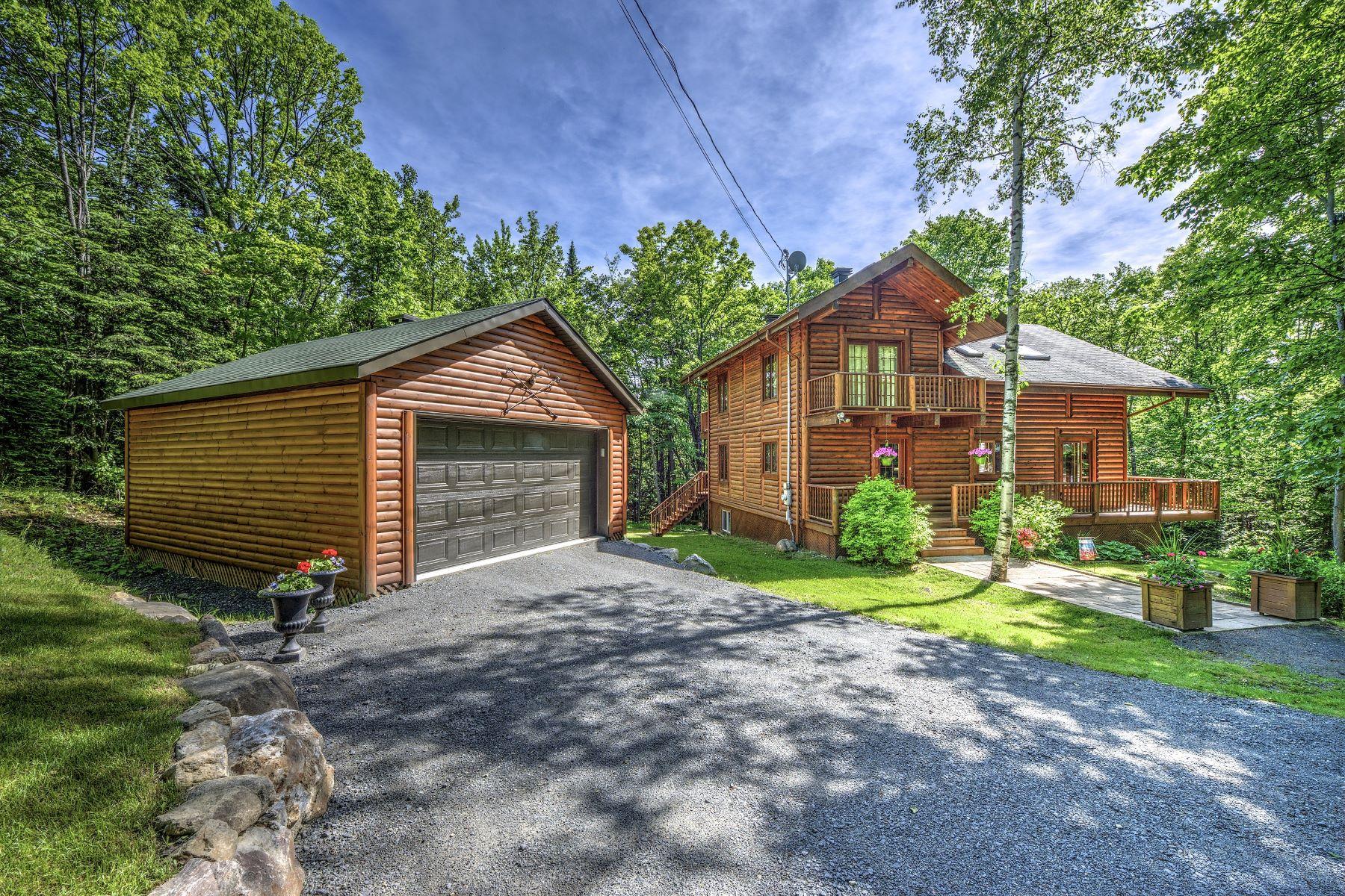 独户住宅 为 销售 在 Saint-Sauveur, Laurentides 1010 Mtée St-Elmire, 圣索弗, 魁北克省, J0R1R1 加拿大