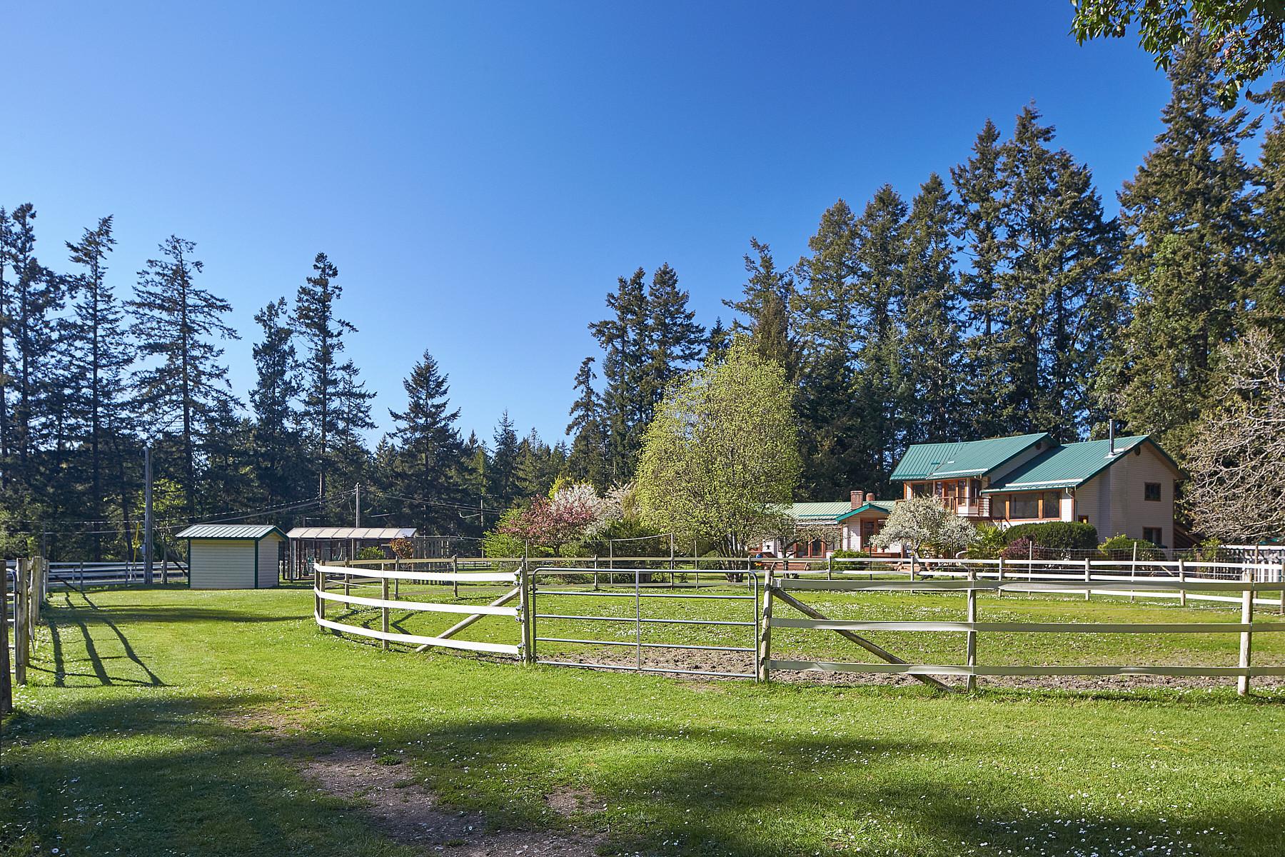 Additional photo for property listing at 10 Acre Equine Estate 700 Upper Ganges Road Salt Spring Island, Британская Колумбия V8K 1S1 Канада