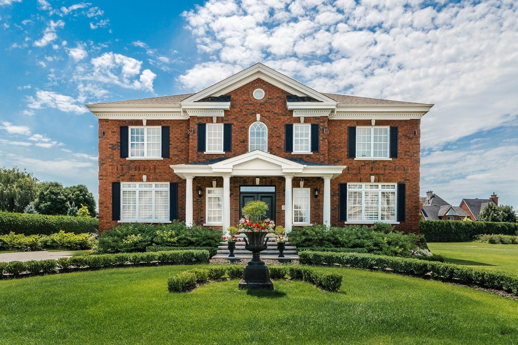Single Family Homes for Sale at Brossard, Montérégie 3625 Rue de Lisbonne Brossard, Quebec J4Y3G2 Canada