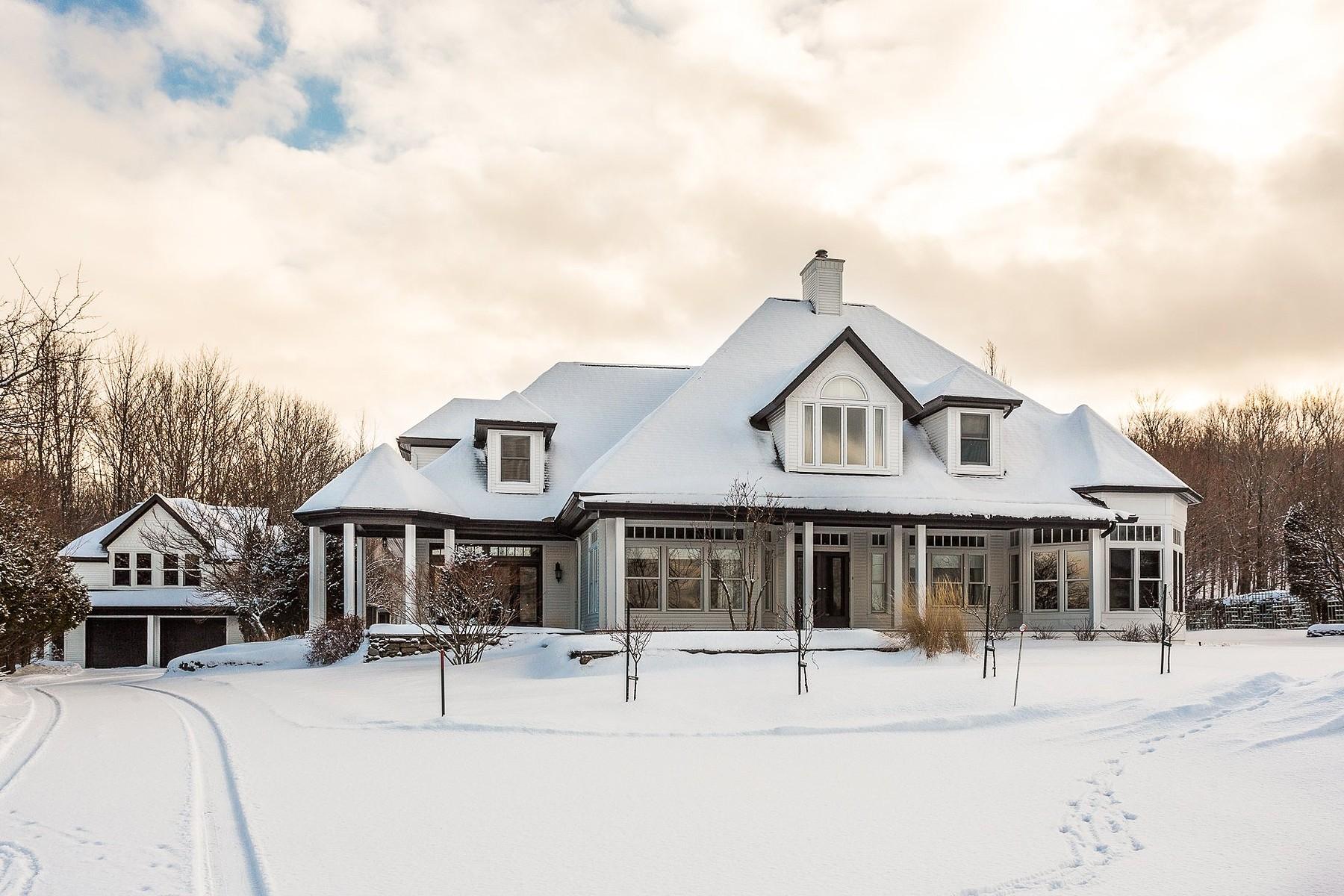 Single Family Homes for Sale at Magog, Estrie 133 Crois. Stanislas Magog, Quebec J1X0M7 Canada