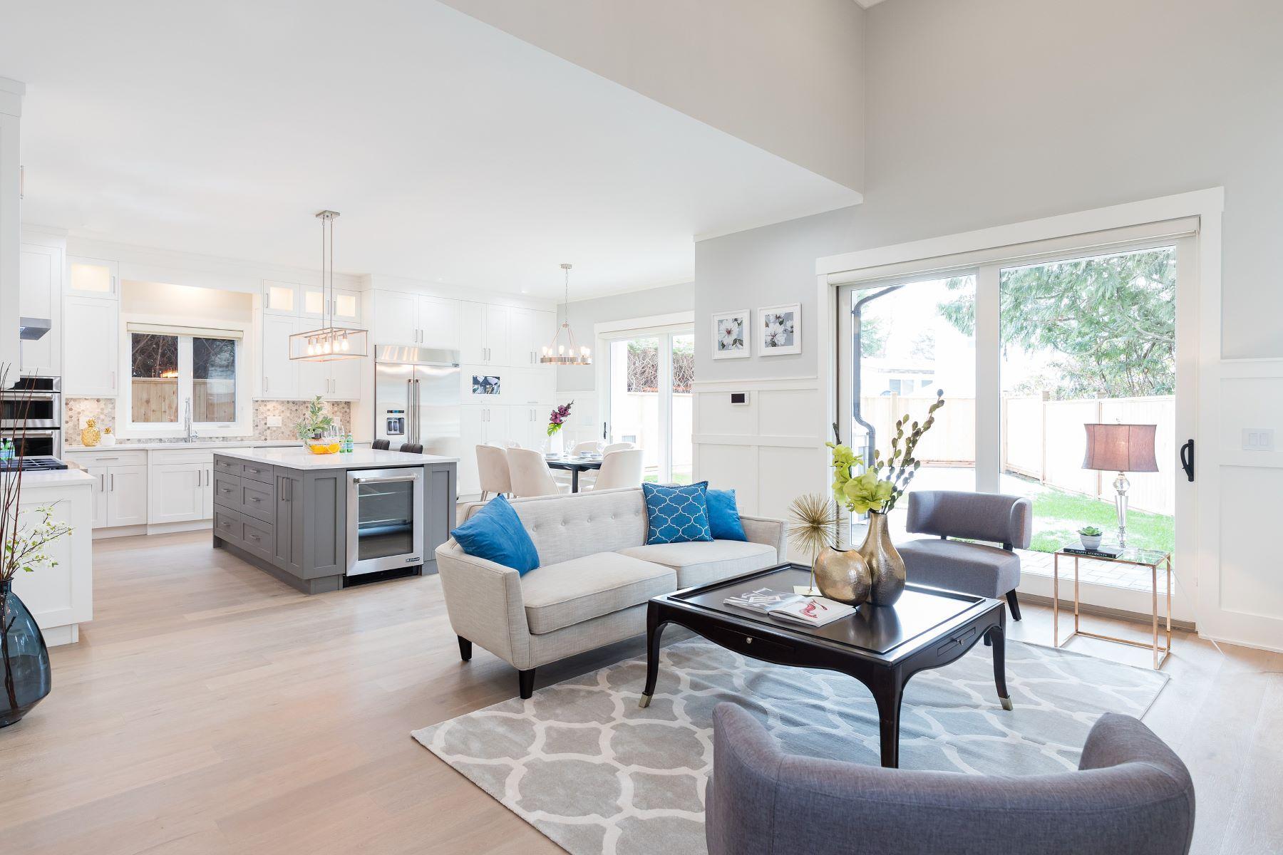 Einfamilienhaus für Verkauf beim Richmond, Greater Vancouver 3340 Springfield Drive, Richmond, Britisch-Kolumbien, V7E 1Y8 Kanada