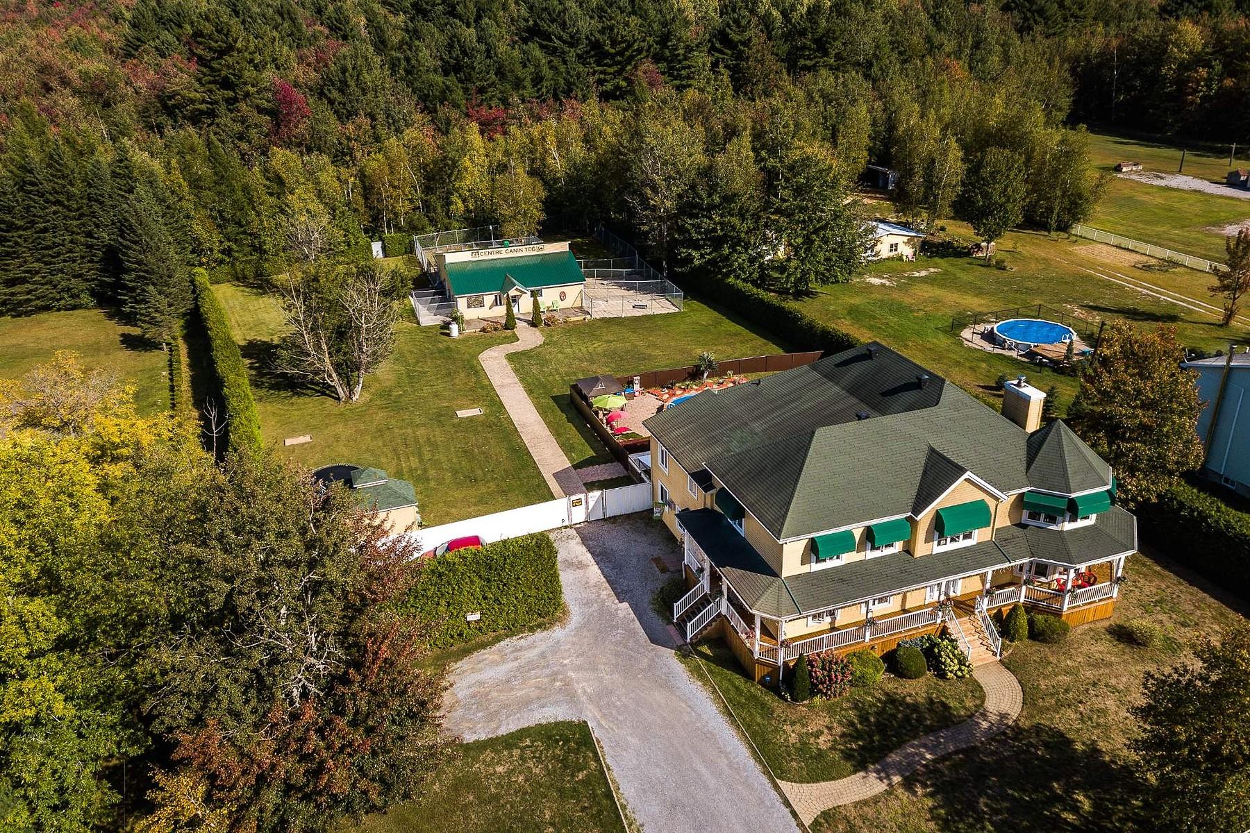 Multi-Family Homes for Sale at Acton Vale, Montérégie 268 Route 139 Acton Vale, Quebec J0H1A0 Canada