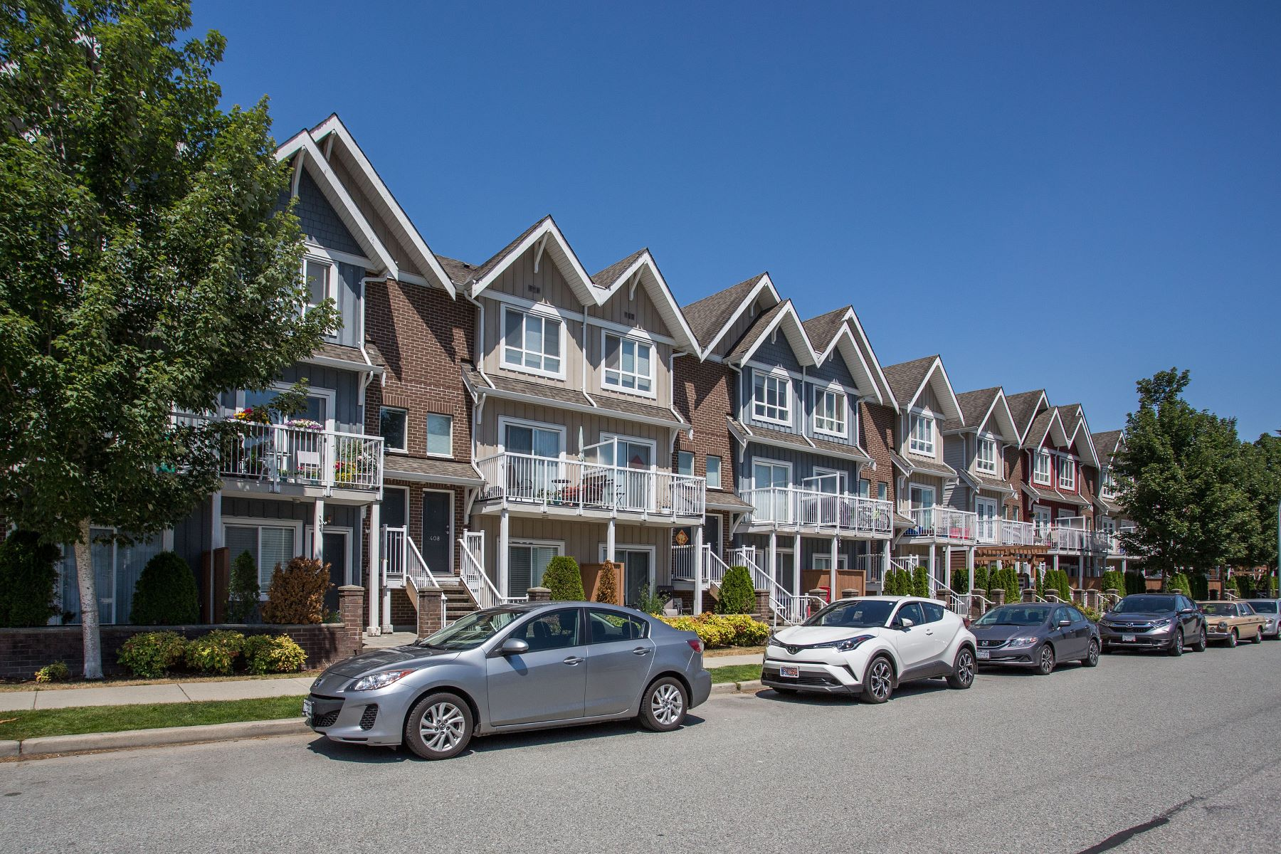 townhouses for Sale at Brimley Mews 401 1661 Fraser Avenue Port Coquitlam, British Columbia V3B 0B6 Canada