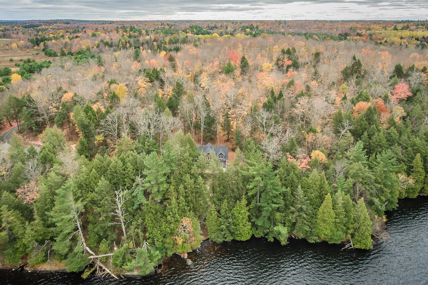 Otros residenciales por un Venta en Waterfront Lot-296' shoreline Lot 2 Lake Ridge Rd, Muskoka, Ontario, P2A 2W8 Canadá