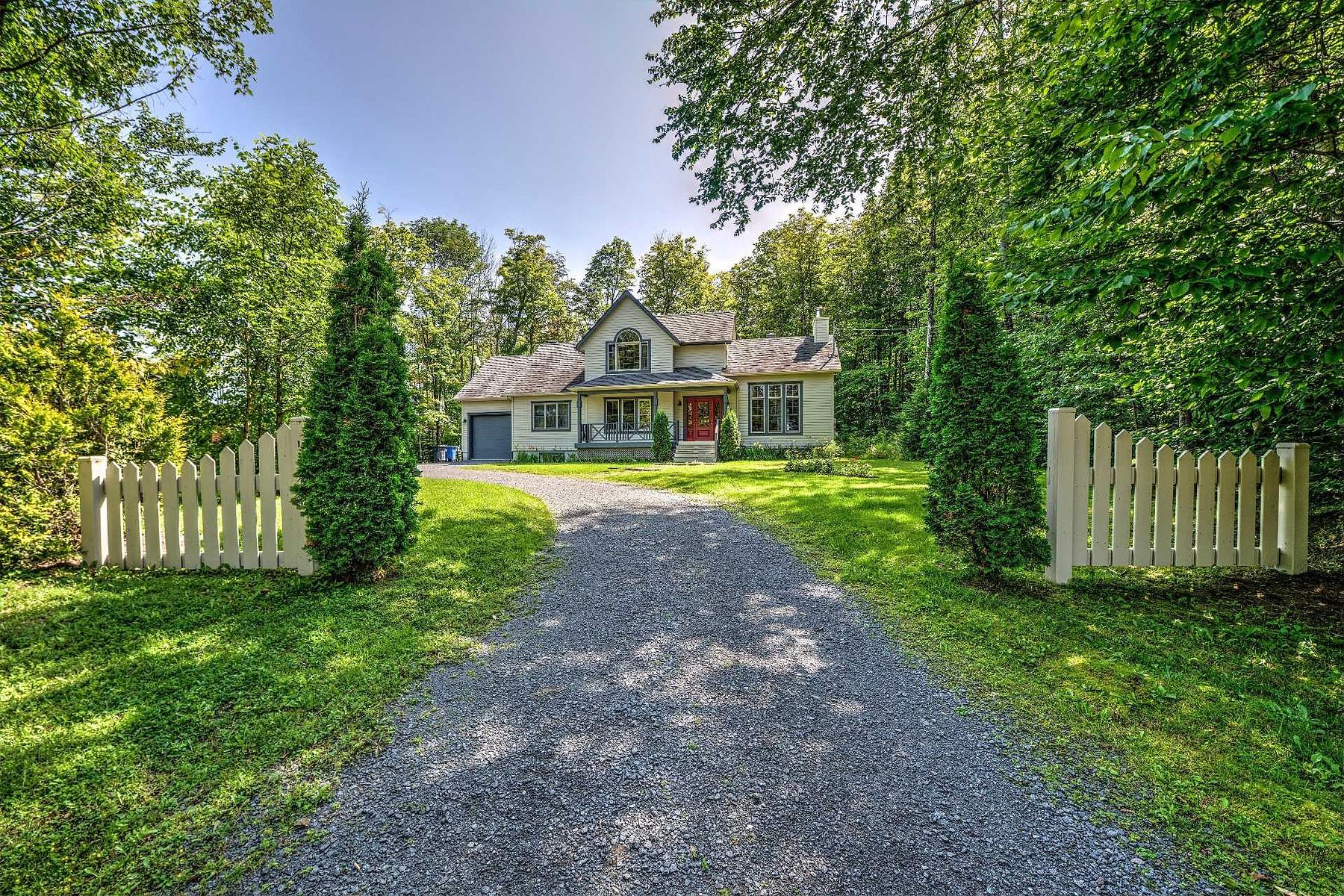 Maison unifamiliale pour l à vendre à Morin-Heights, Laurentides 136 Rue Augusta, Morin-Heights, Québec, J0R1H0 Canada