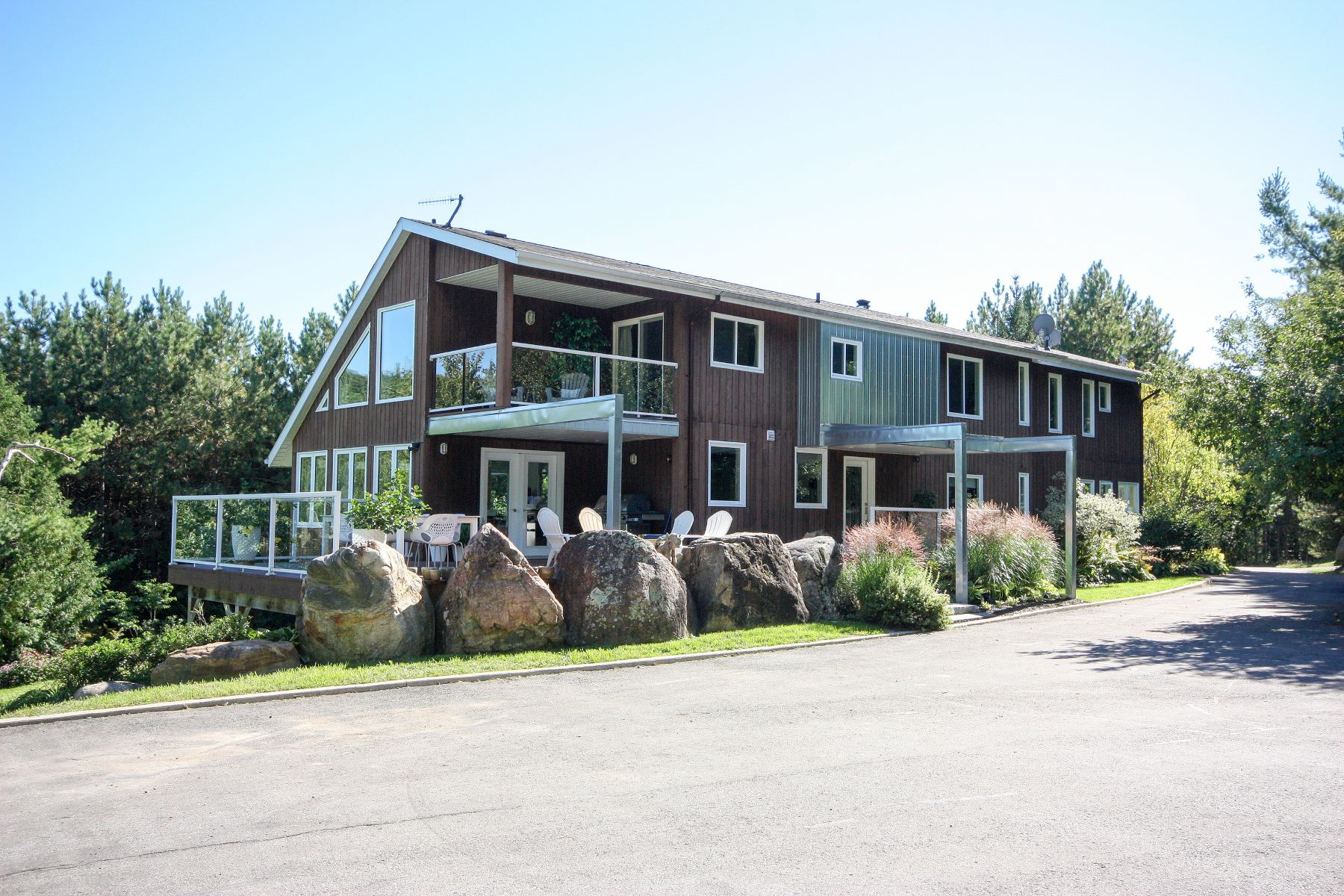 一戸建て のために 売買 アット Private Estate in Grafton 481 Clouston Rd, Grafton, オンタリオ, K0K 2G0 カナダ