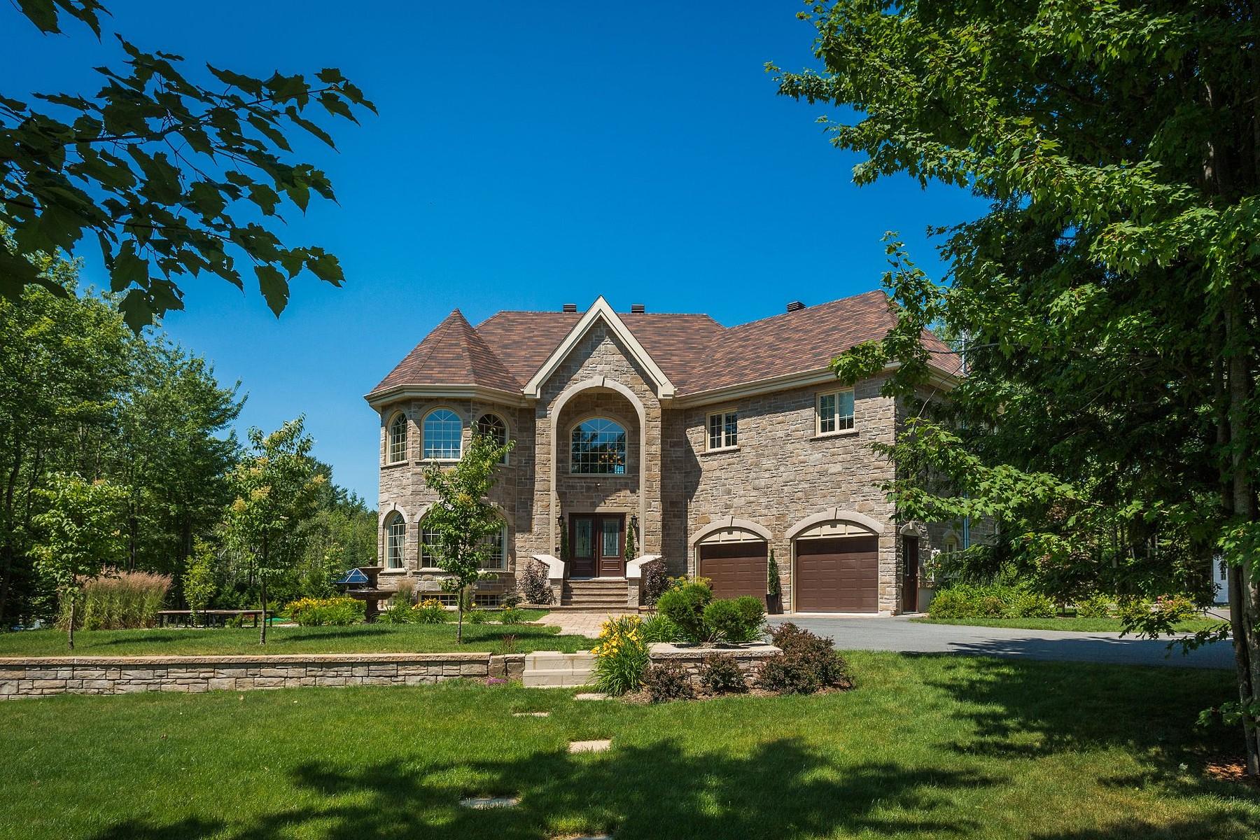 Single Family Home for Sale at Granby, Montérégie 152 Rue Meloche, Granby, Quebec, J2H0H1 Canada