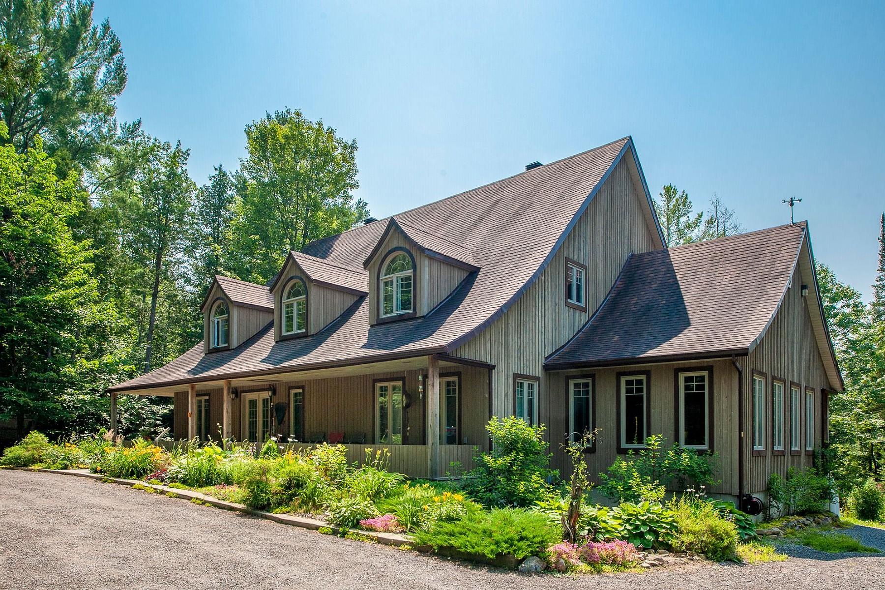 Single Family Homes for Sale at Saint-Calixte, Lanaudière 1645 Mtée Crépeau Saint-Calixte, Quebec J0K1Z0 Canada