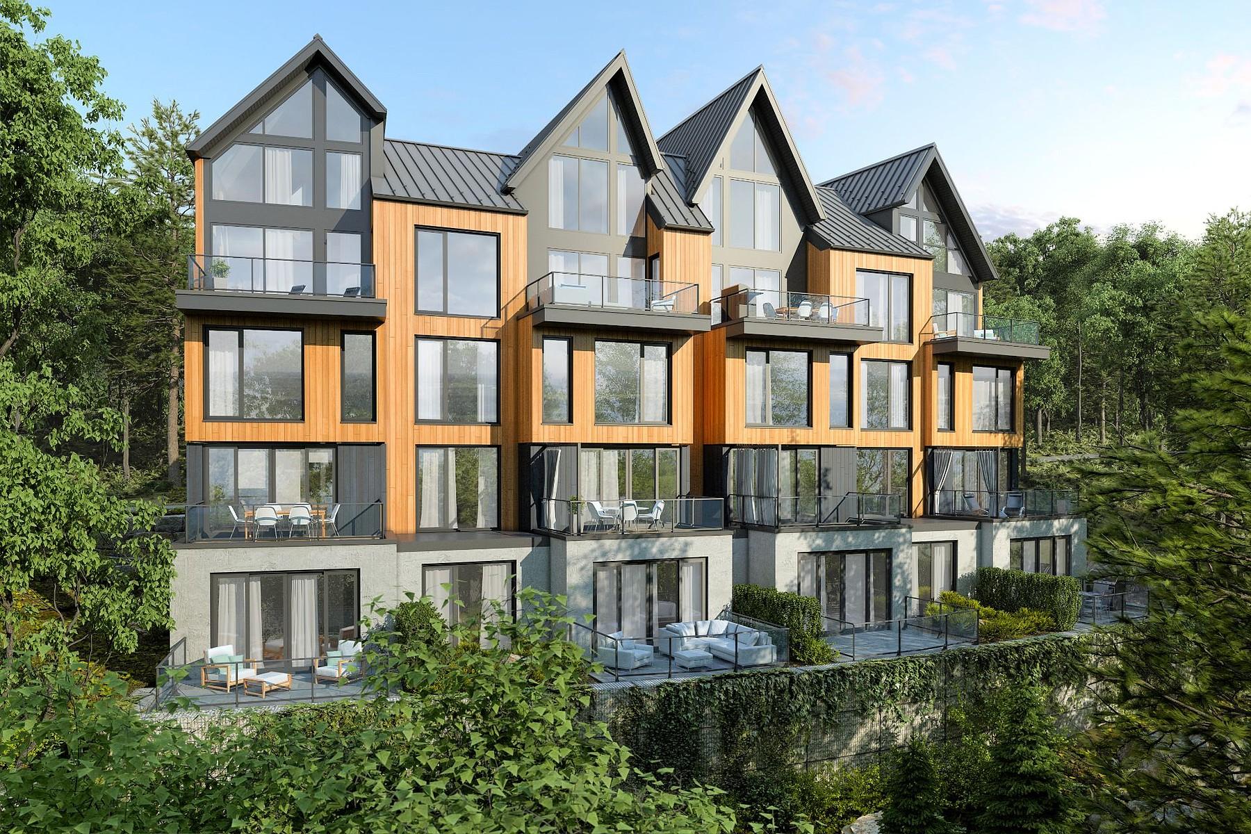 Condominiums for Sale at Bromont, Montérégie 101202 Ch. des Diligences Bromont, Quebec J2L0R2 Canada