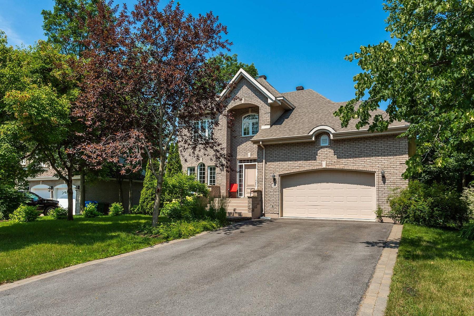 Single Family Homes for Sale at Carignan, Montérégie 115 Rue Jean-De Ronceray Carignan, Quebec J3L6L8 Canada