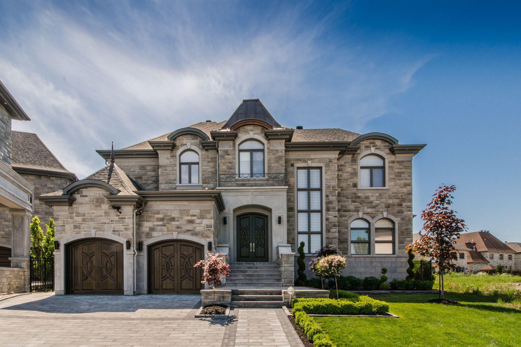 Частный односемейный дом для того Продажа на Sainte-Dorothée, Laval 348 Rue des Anémones Sainte-Dorothee, Квебек, H7X0B5 Канада