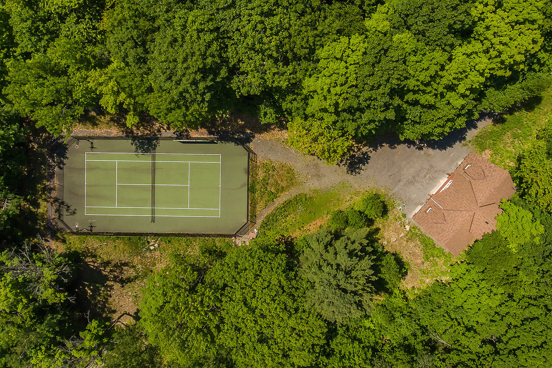 Autre bien résidentiel pour l Vente à 22 acres,Coachhouse & Tennis 50 Prices Point Rd Lake Of Bays, Ontario, P1H 2J3 Canada