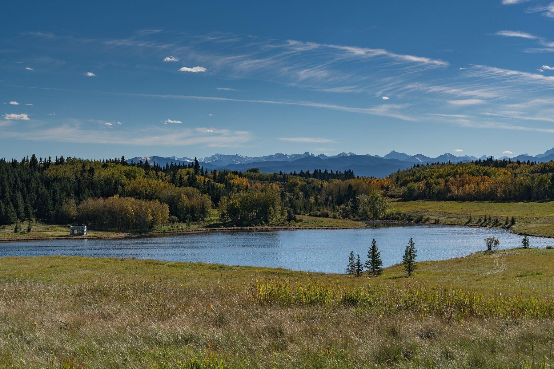 土地 為 出售 在 A Lot with Picturesque Views 12 Carraig Ridge, Ghost Lake, 阿爾伯塔, T0L 1N0 加拿大