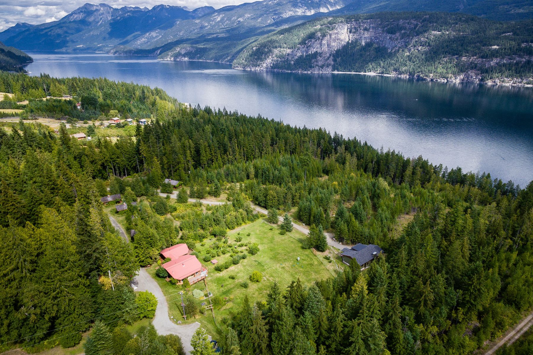 Single Family Home for Sale at Resort Living 7 - 9114 Highway 31 Kaslo, British Columbia V0G 1M0 Canada