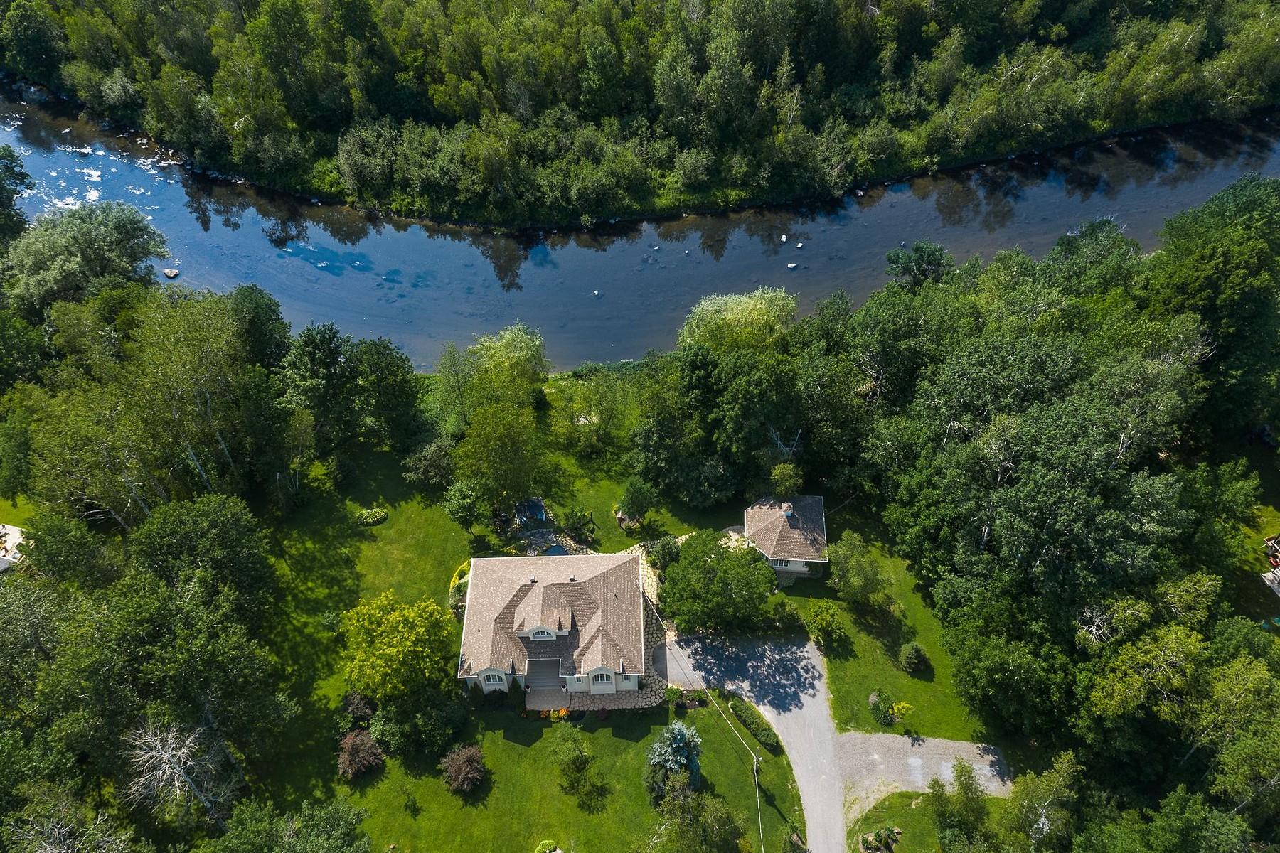 Single Family Homes for Sale at Bromont, Montérégie 162 Rue de la Rivière Bromont, Quebec J2L2X1 Canada