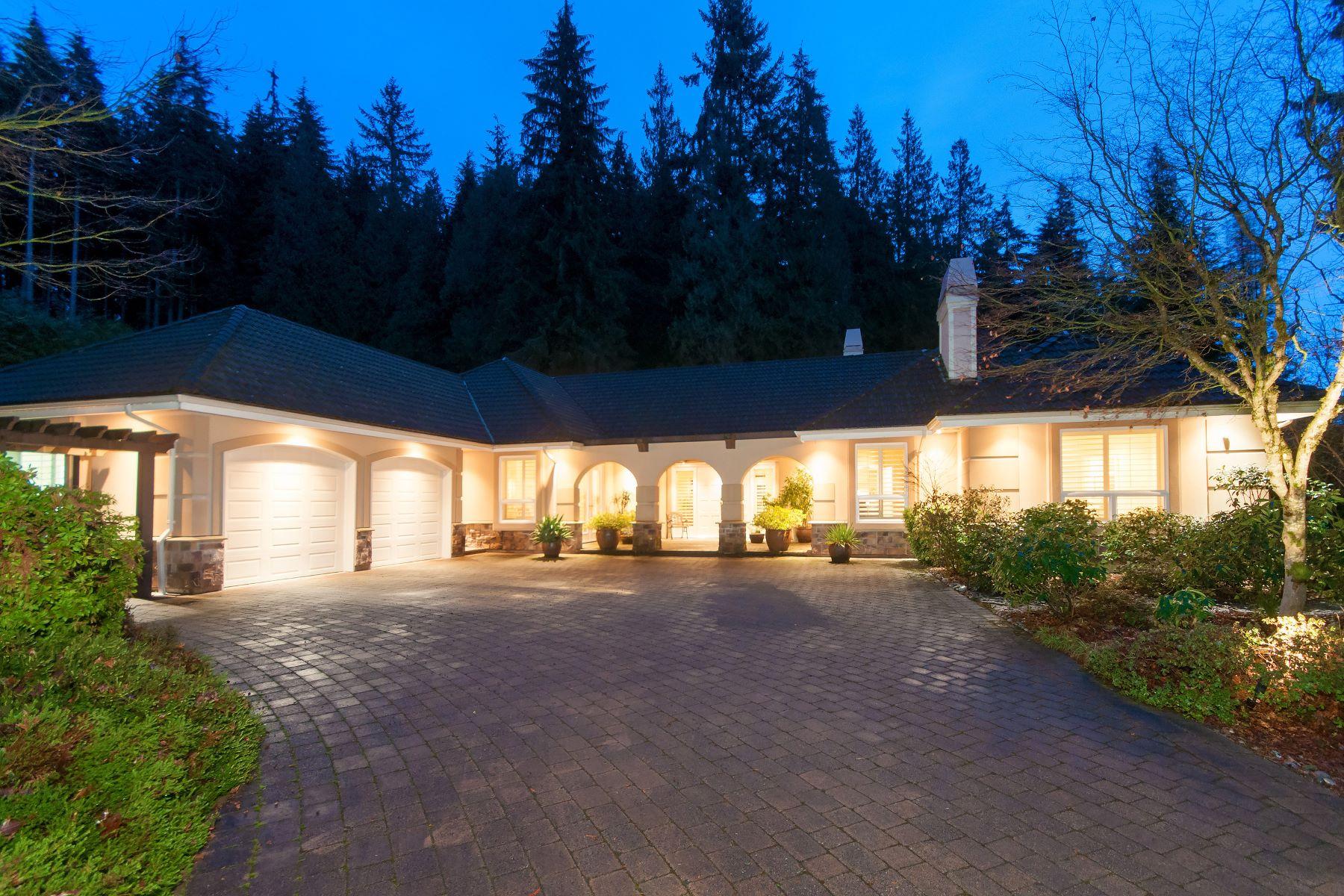 단독 가정 주택 용 매매 에 Ideal 1 Level Living 425 Eastcot Road, West Vancouver, 브리티시 컬럼비아주, V7S 1E3 캐나다