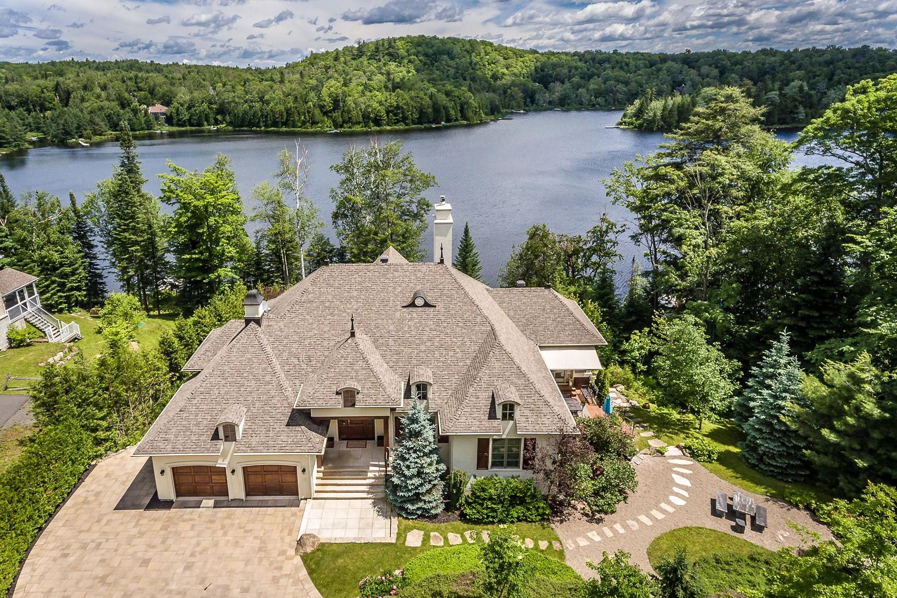 多户住宅 为 销售 在 Saint-Sauveur, Laurentides 101 Ch. Le Nordais, 圣索弗, 魁北克省, J0R1R3 加拿大