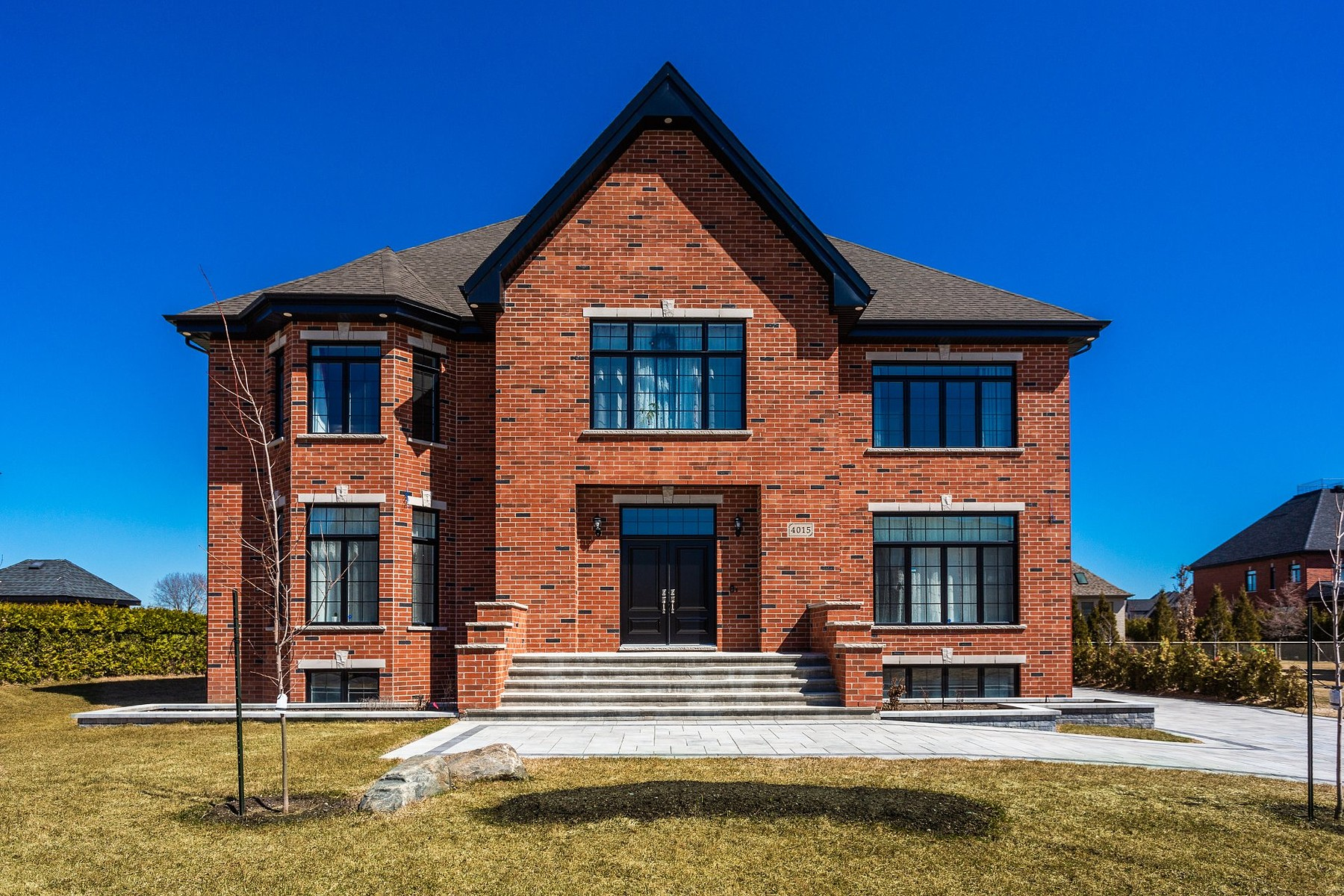 Single Family Homes for Sale at Prestigious new residence 4015 Rue de Lachine Brossard, Quebec J4Y0J1 Canada