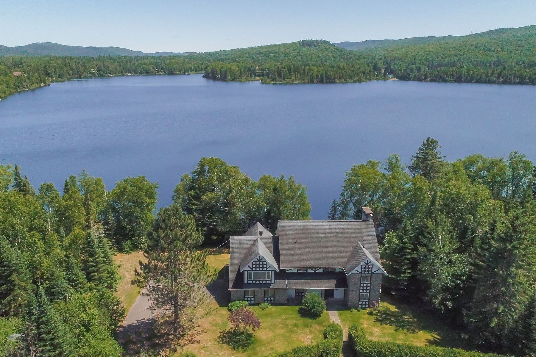 Other Residential Homes for Sale at Lake Pimbina 112 Ch. des Terrasses Saint-Donat, Quebec J0T2C0 Canada