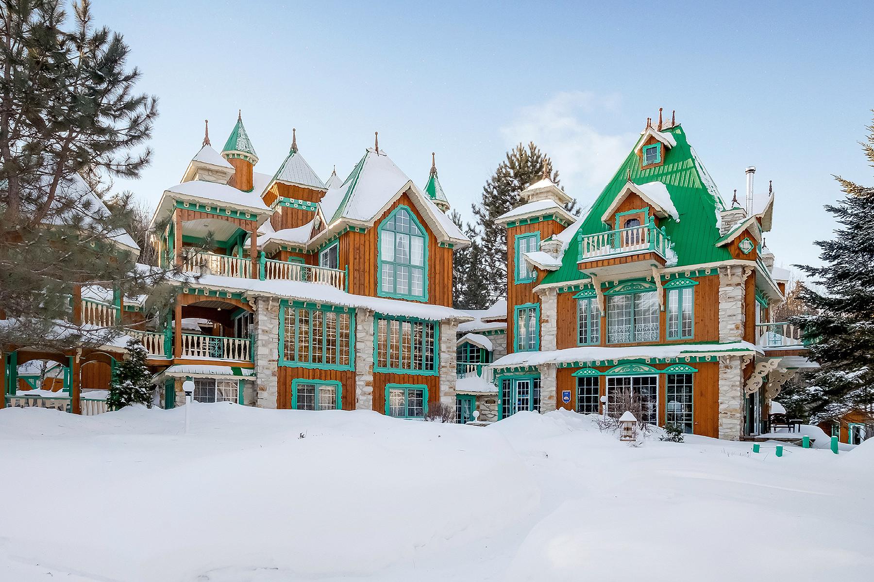 Single Family Home for Sale at Saint-Alexis-des-Monts, Mauricie 1128 Rg Sacacomie, Saint-Alexis-Des-Monts, Quebec, J0K1V0 Canada