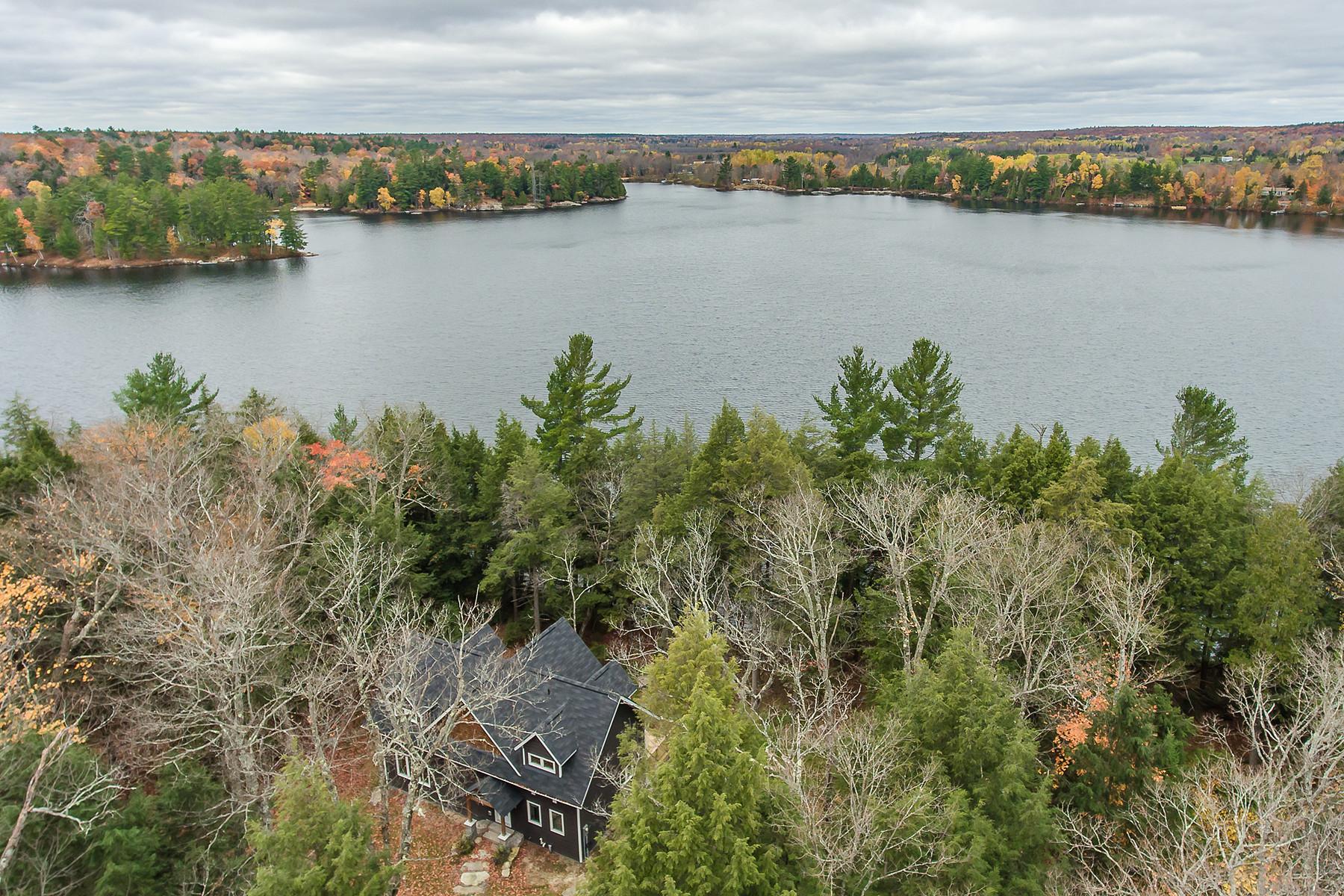 Другая жилая недвижимость для того Продажа на Waterfront Lot-330' shoreline Lot 8 Lake Ridge Rd, Muskoka, Онтарио, P2A 2W8 Канада