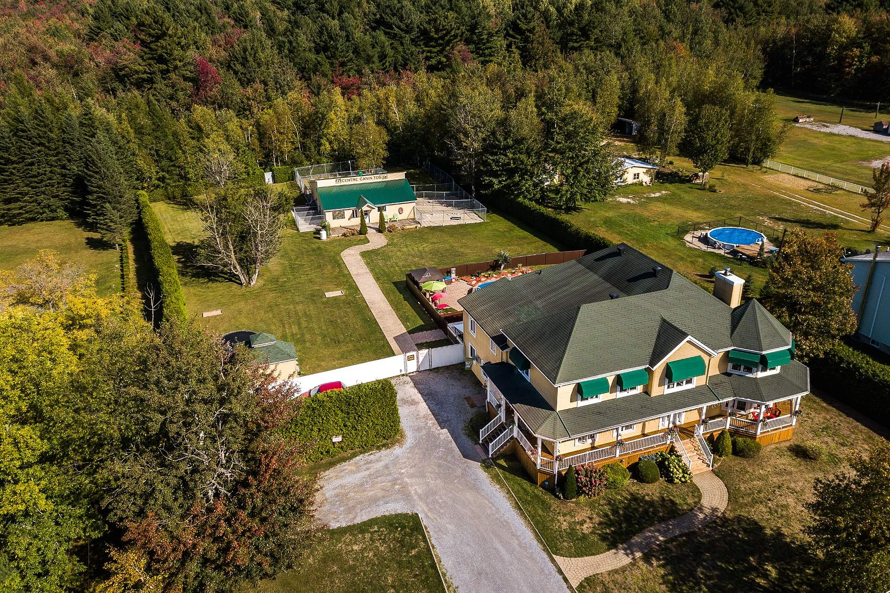 Multi-Family Homes for Sale at Acton Vale, Montérégie 268 Route 139 Acton Vale, Quebec J0H1A0 Canada