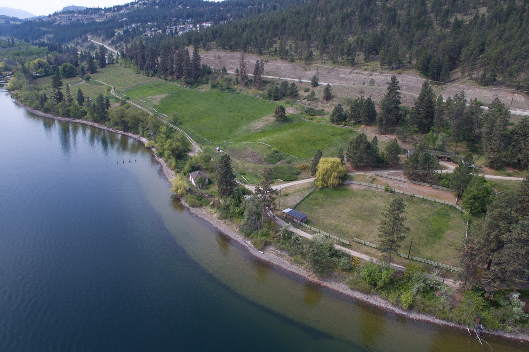 Other Residential for Sale at Acreage On Lake Okanagan 1305 Westside Road S. West Kelowna, British Columbia, V1Z 3S1 Canada