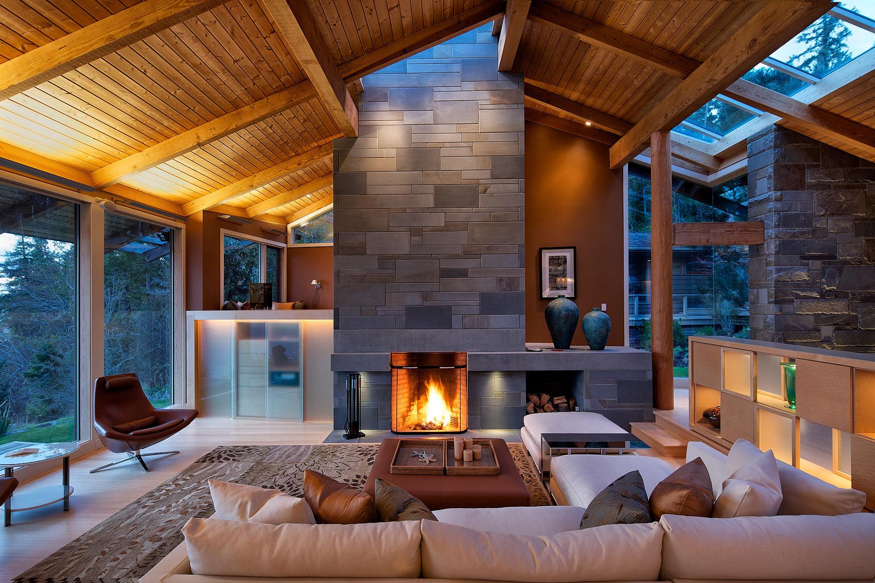 獨棟家庭住宅 為 出售 在 Waterfront Magic 1100 Sunset Drive, Salt Spring Island, 不列顛哥倫比亞省, V8K 0X0 加拿大