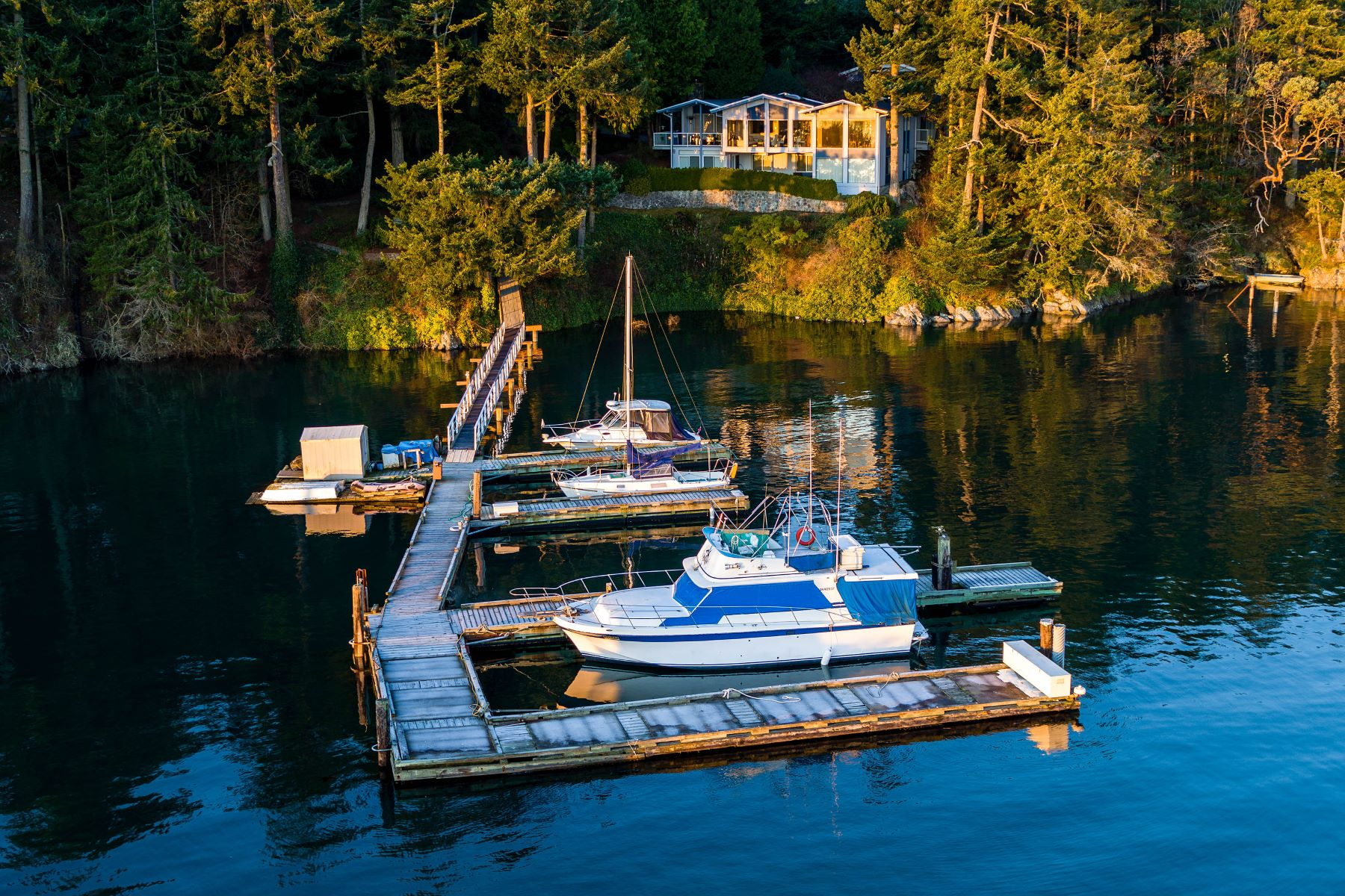 Property for Sale at Boaters Paradise 2290 Kedge Anchor Road North Saanich, British Columbia V8L 5J1 Canada