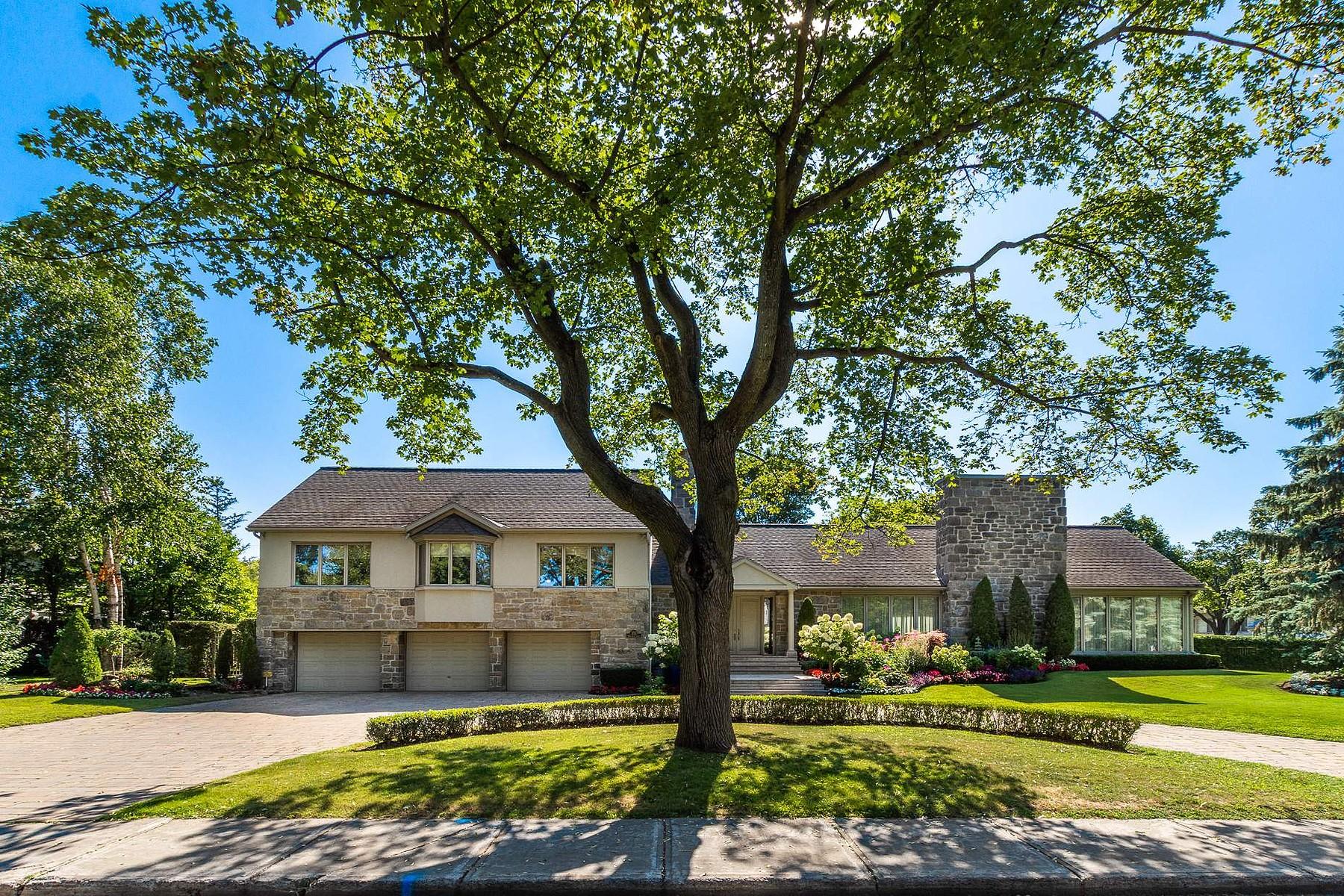 Single Family Homes for Sale at Mont-Royal, Montréal 380 Av. Morrison Mont-Royal, Quebec H3G1K4 Canada