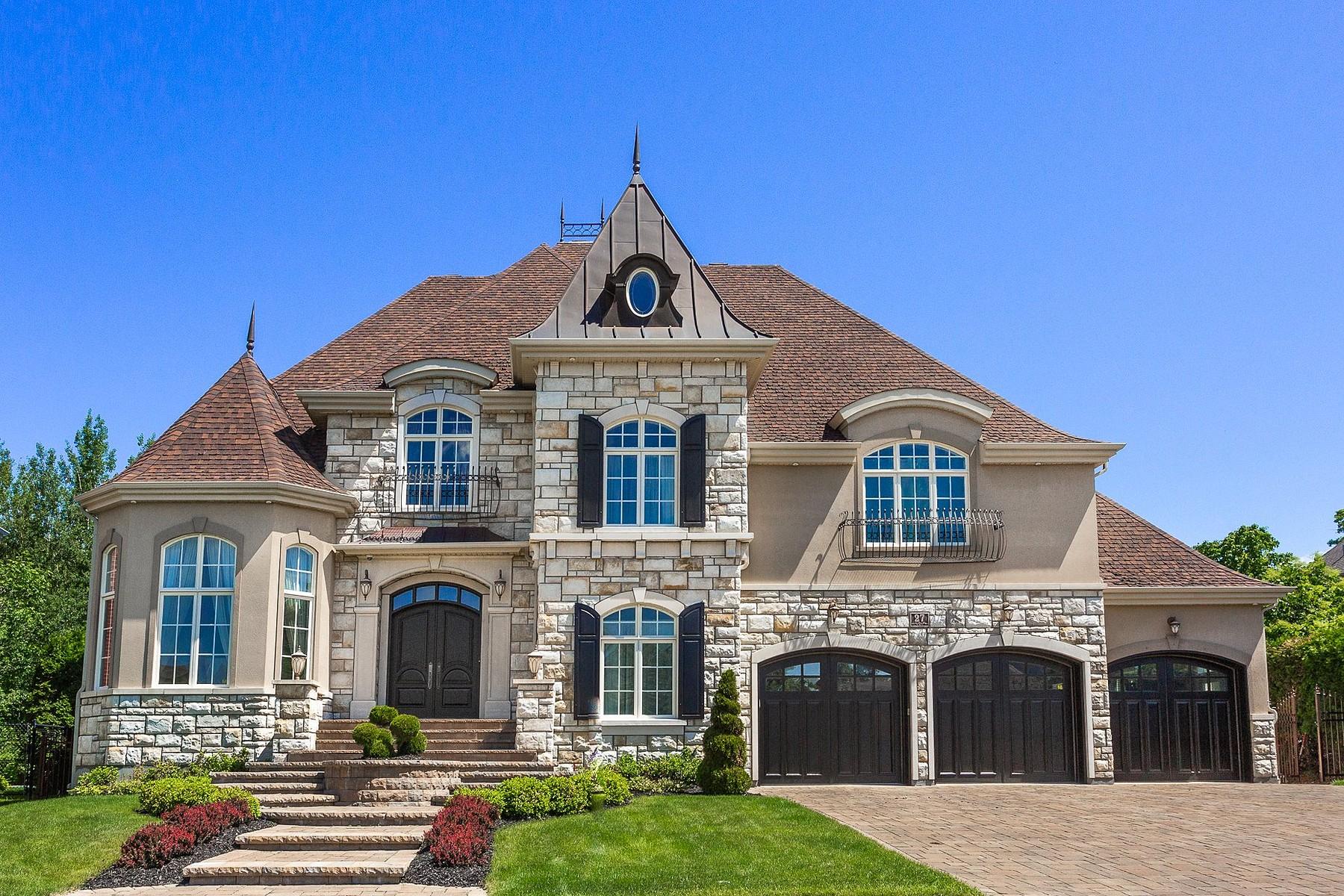 Single Family Homes for Sale at Candiac, Montérégie 27 Rue Duberger Candiac, Quebec J5R6N1 Canada