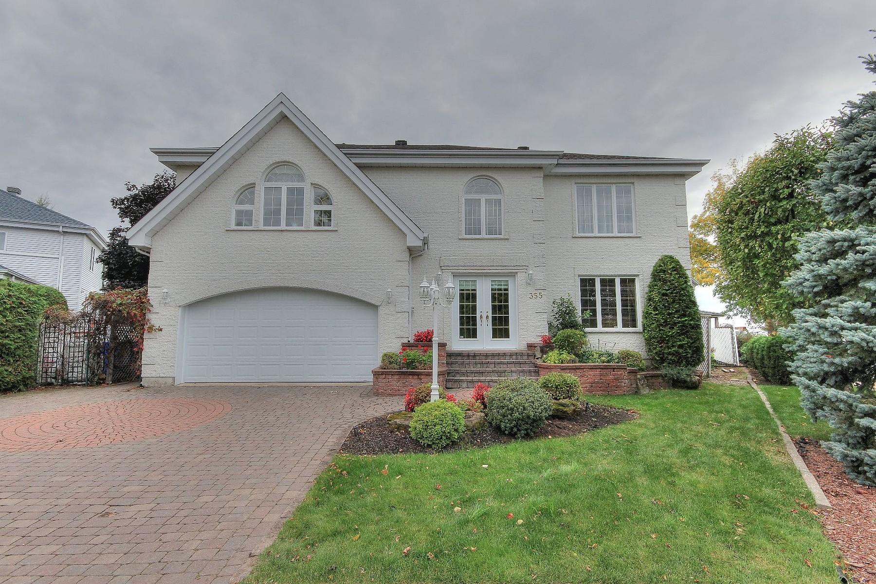 多户住宅 为 销售 在 Verchères, Montérégie 355 Rue Desmarais, 佛谢尔, 魁北克省, J0L2R0 加拿大